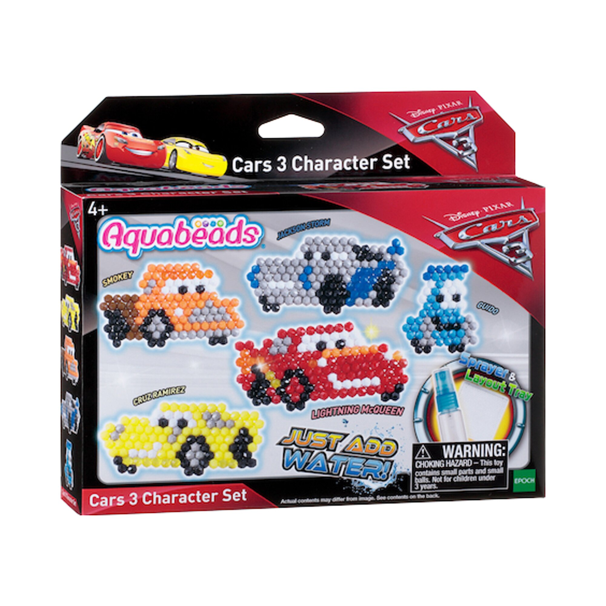 Disney Cars 3 Bastel-Set Cars 3 Figuren