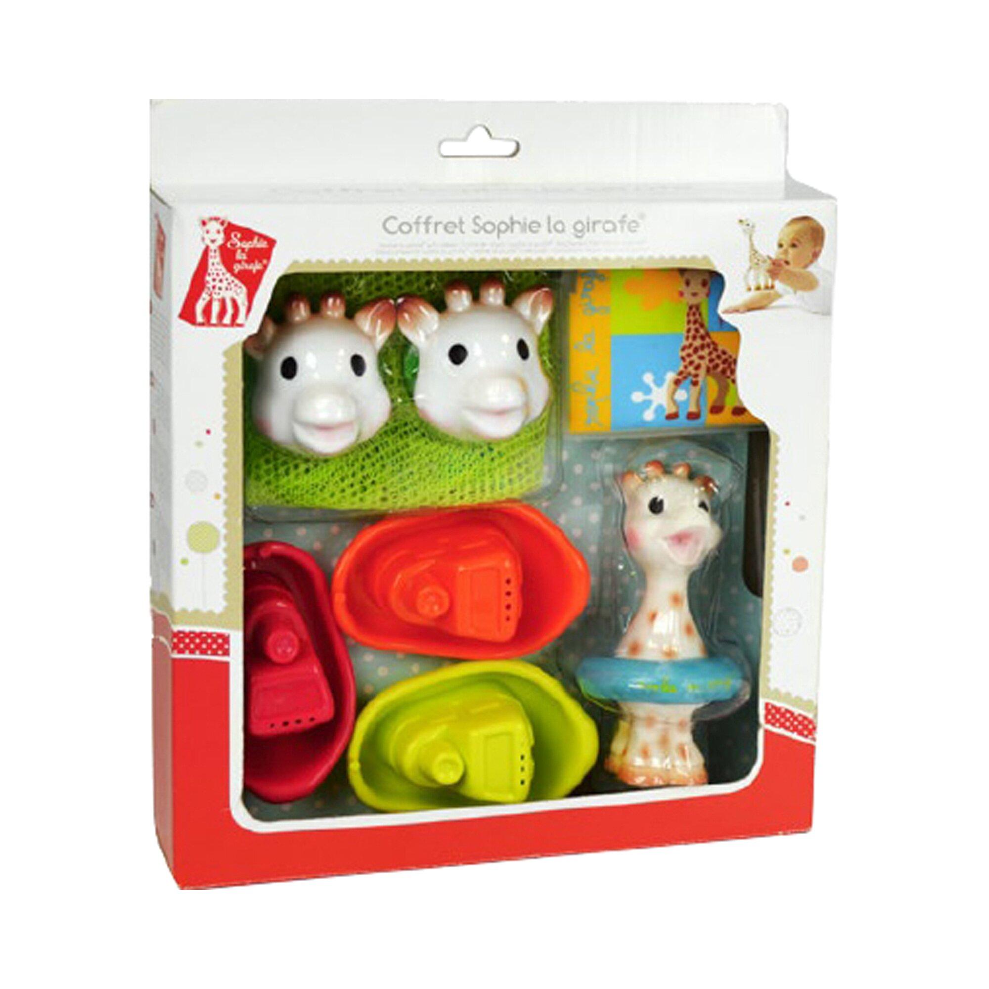Sophie La Girafe Badespielzeug Aqua Set