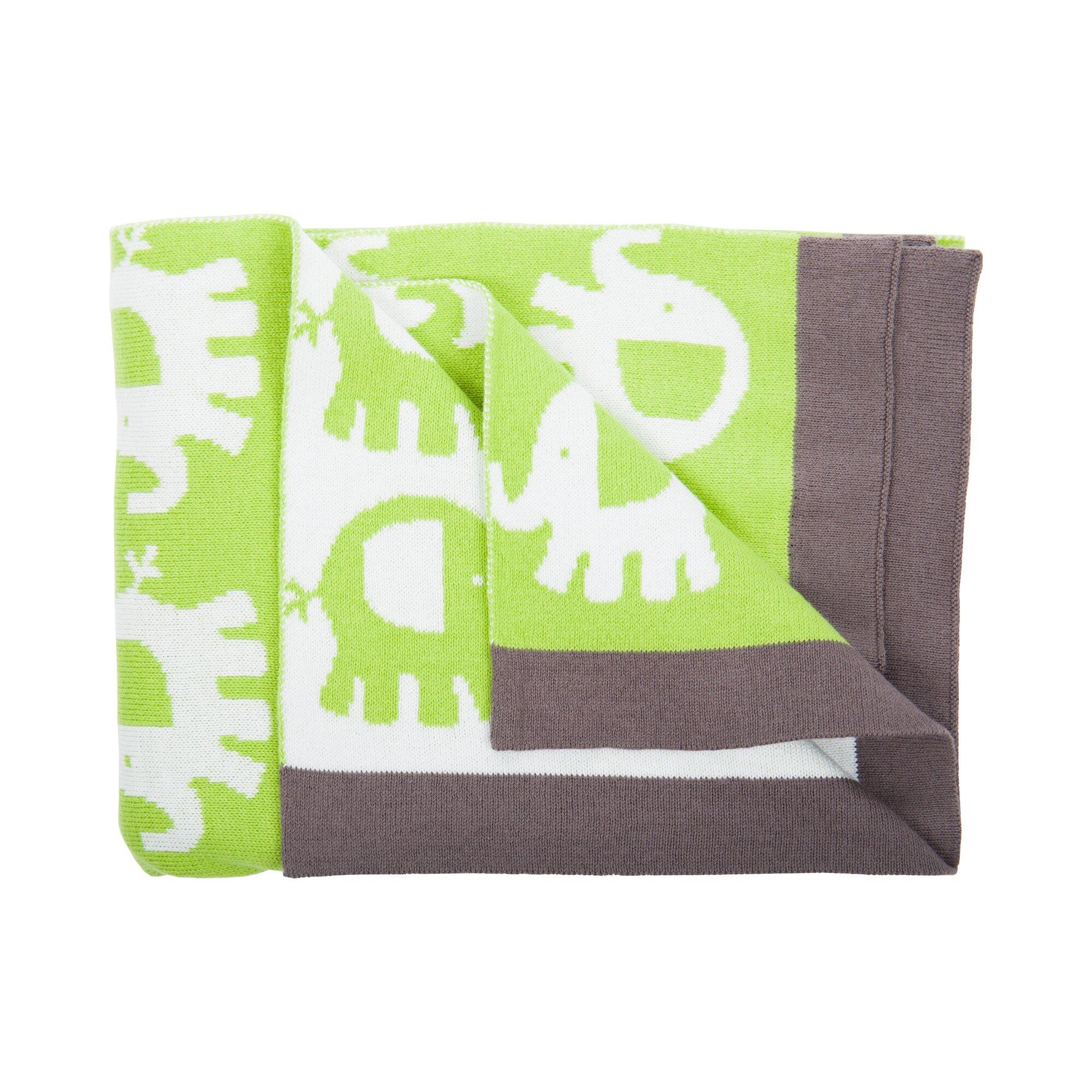 fillikid-babydecke-elefant-75x100-cm-gruen