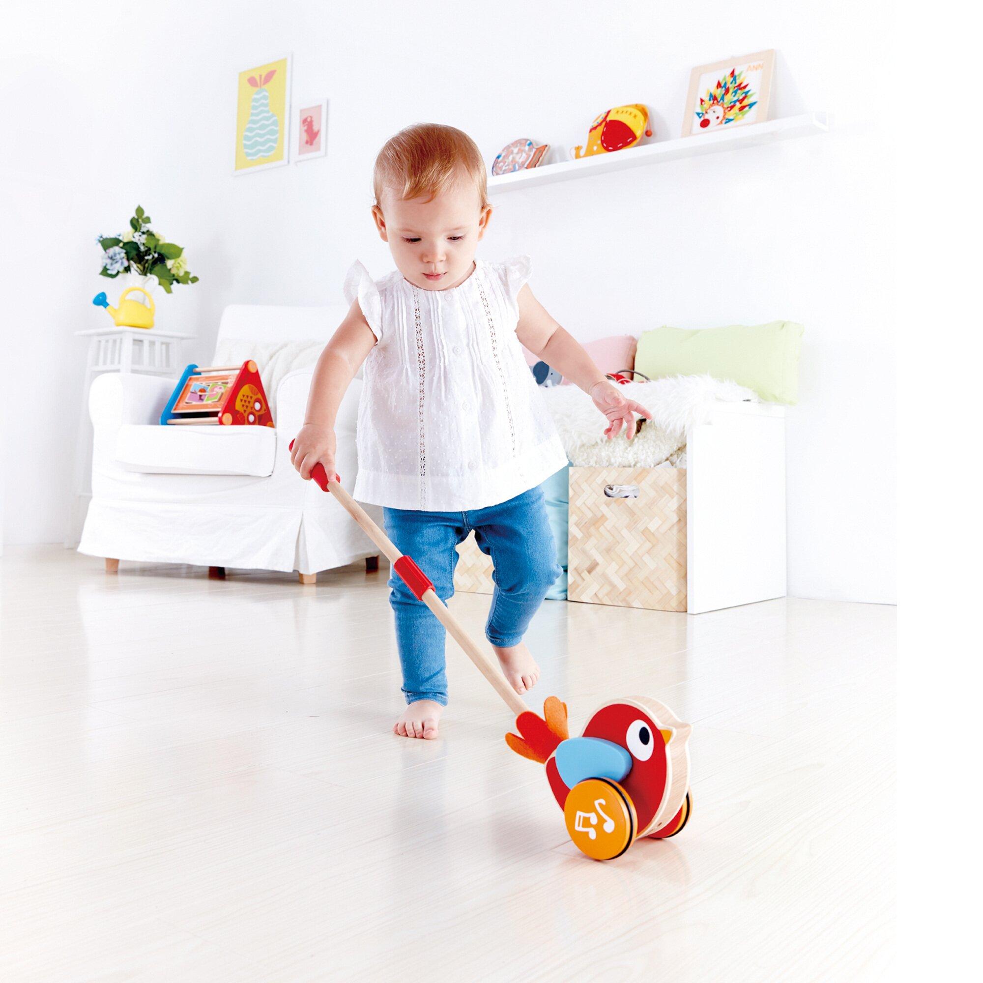 hape-nachziehspielzeug-schiebevogel-lilly-aus-holz