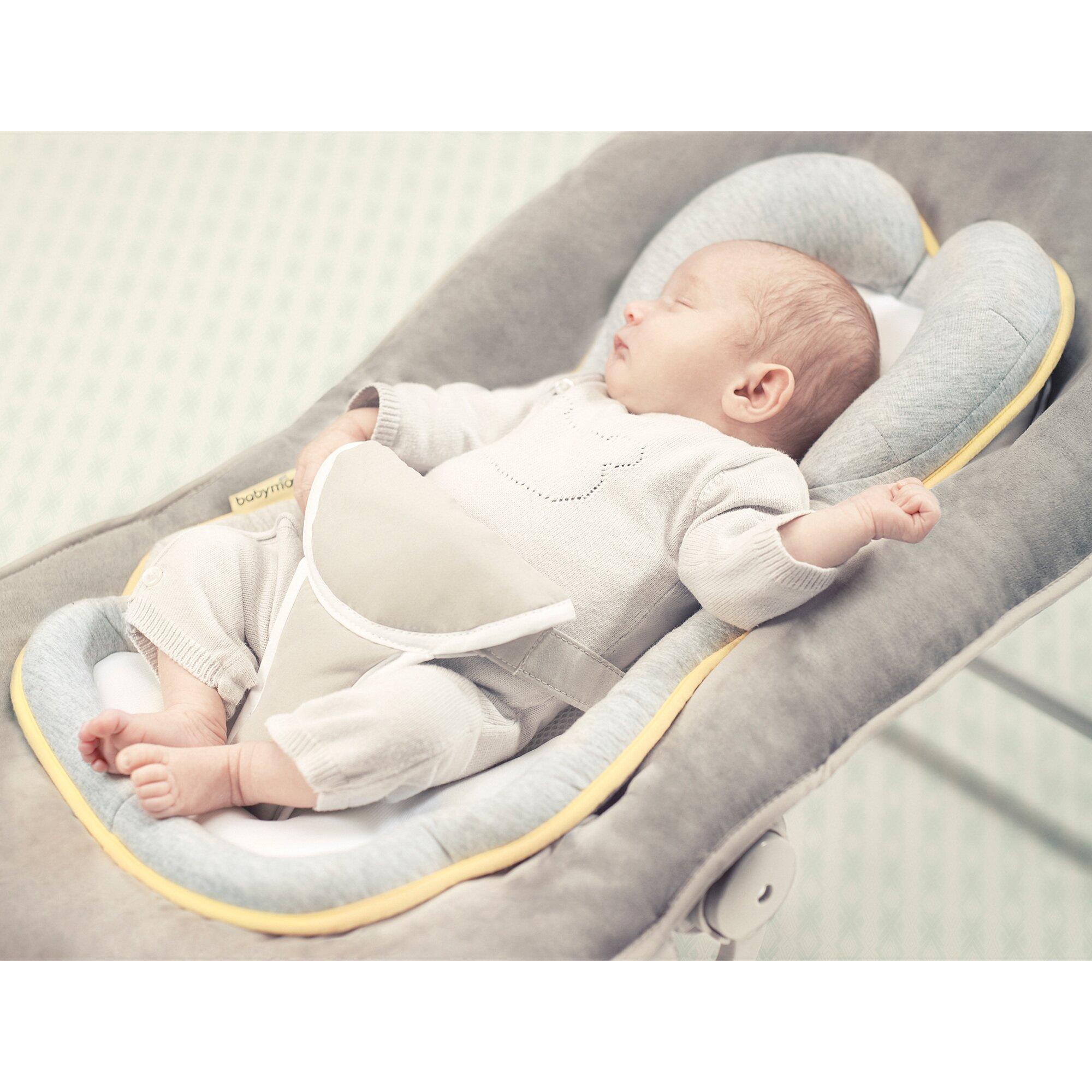 Babymoov Anatomisches Stützkissen Cosymorpho grau
