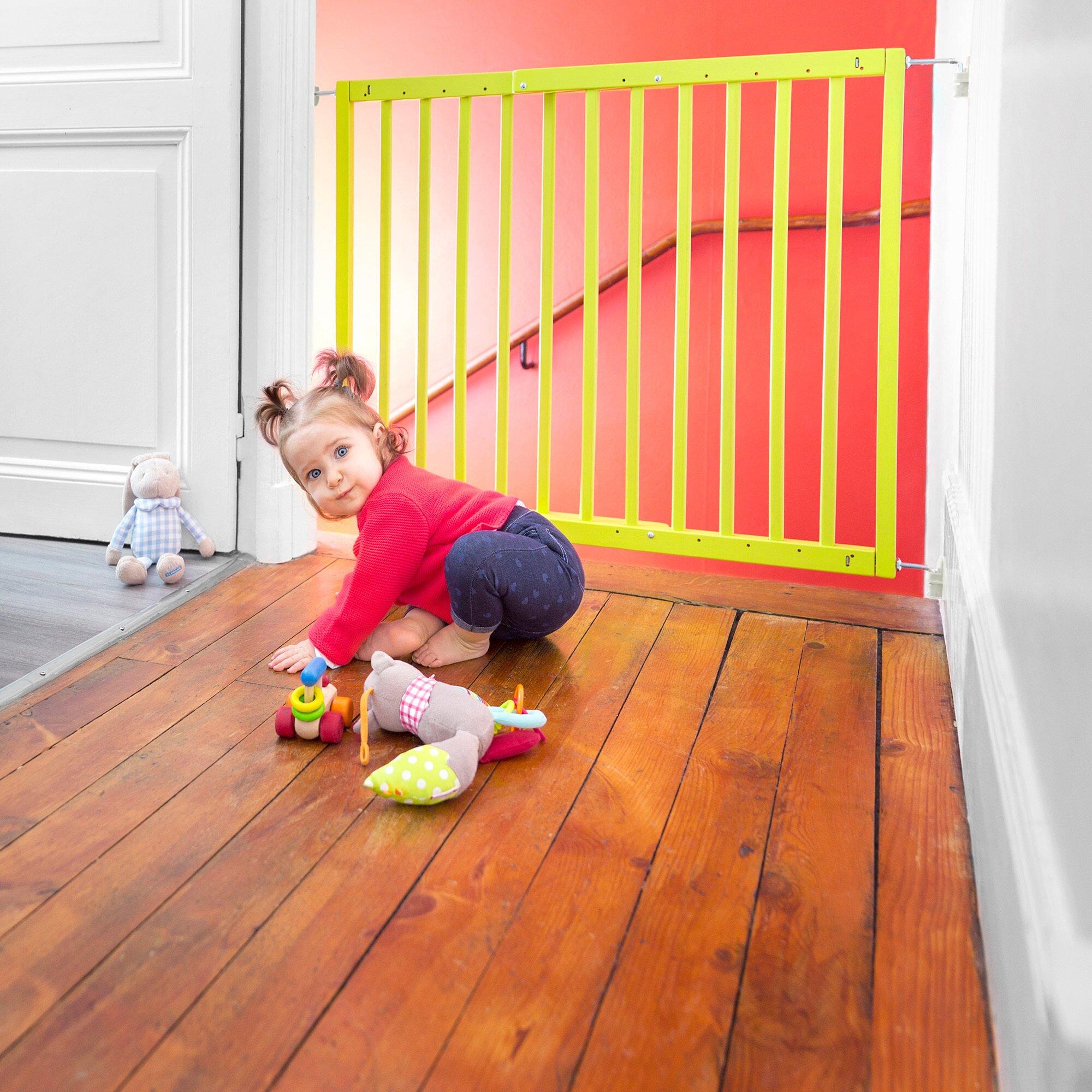 Babymoov Türschutzgitter Color Pop