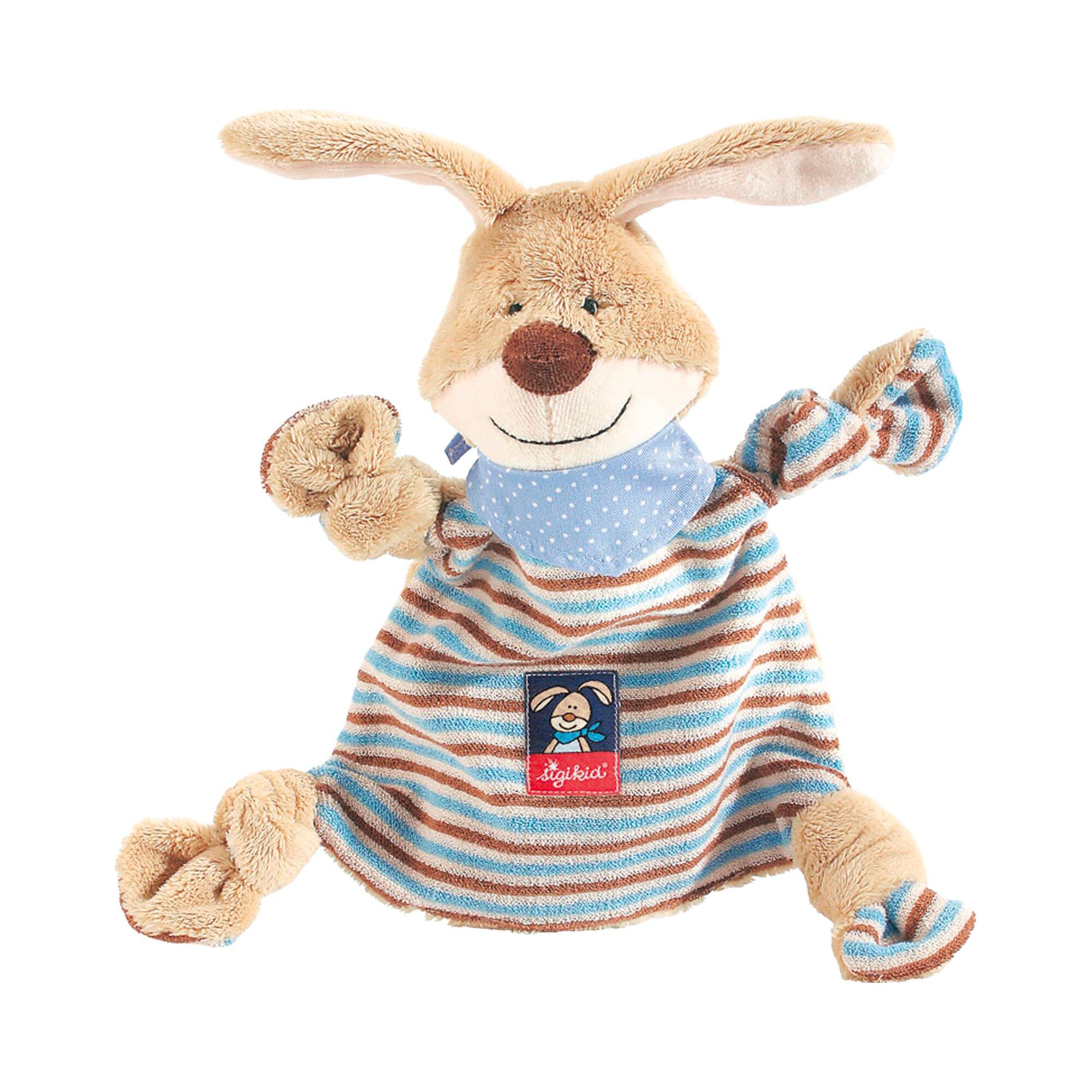 Sigikid Schmusetuch Semmel Bunny