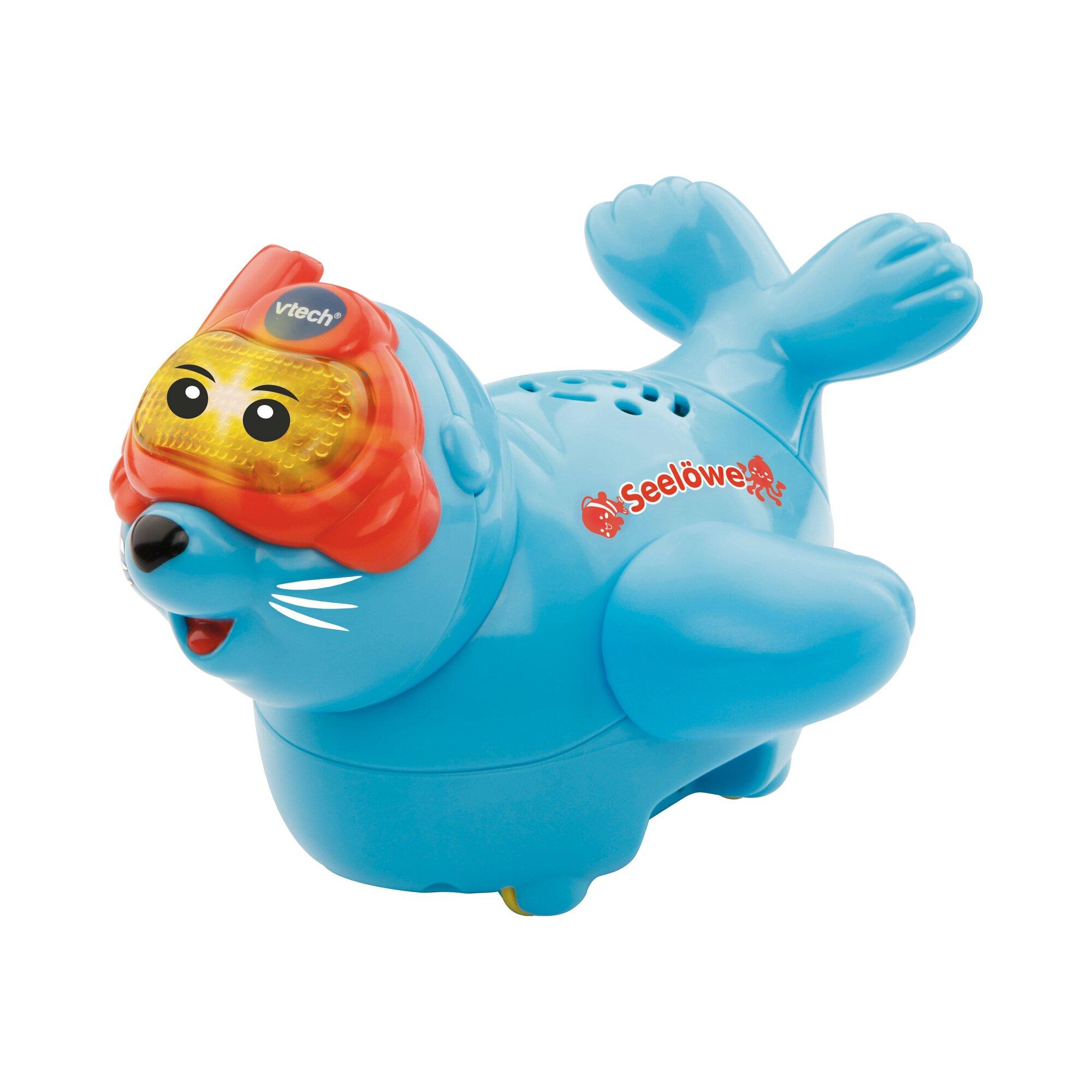Tut Tut Baby Badewelt Badespielzeug Seelöwe
