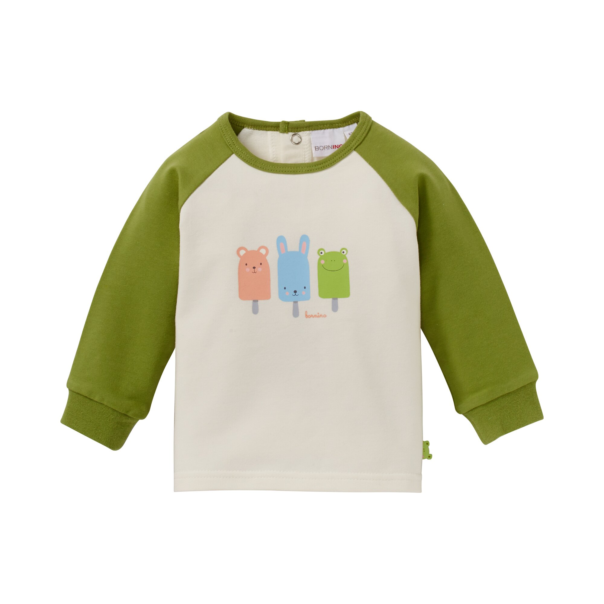 Confetti Animals Sweatshirt