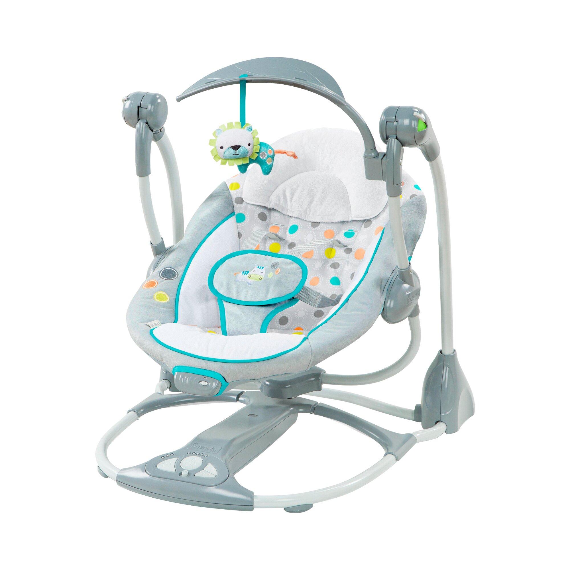 ingenuity-babyschaukel-ridgedale