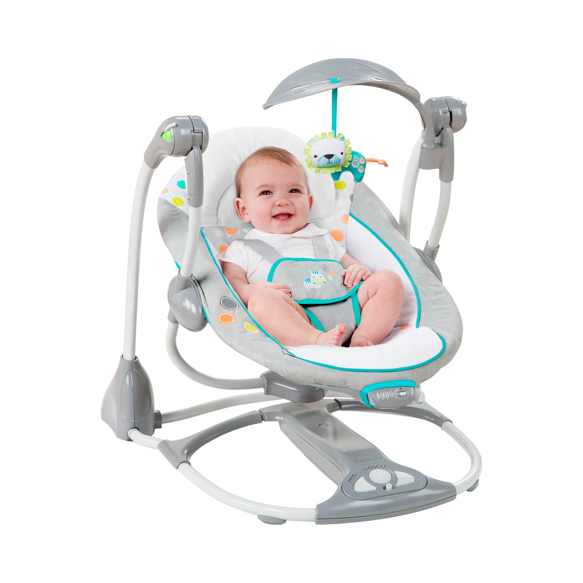 Ingenuity Babyschaukel Ridgedale