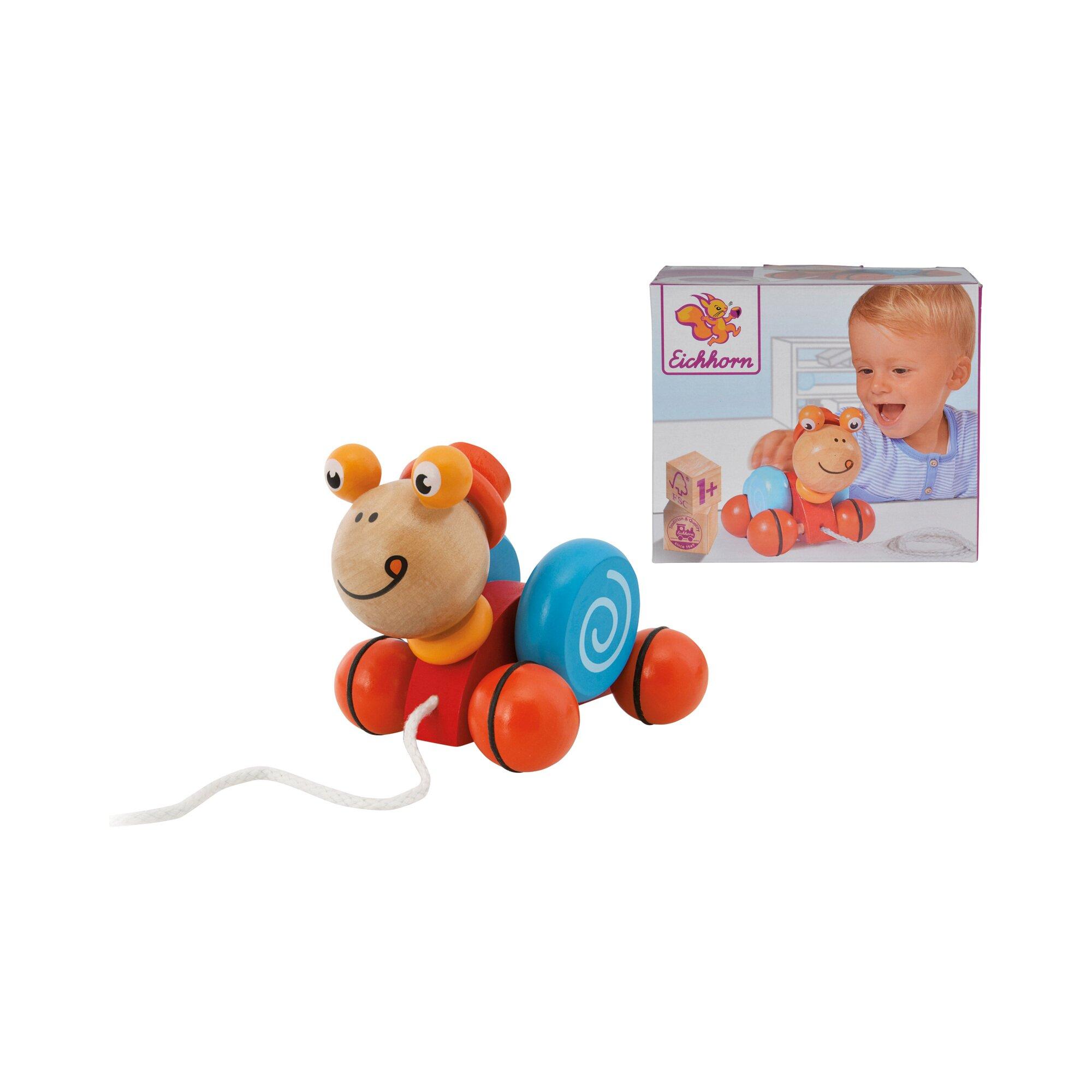 eichhorn-nachziehspielzeug-schnecke