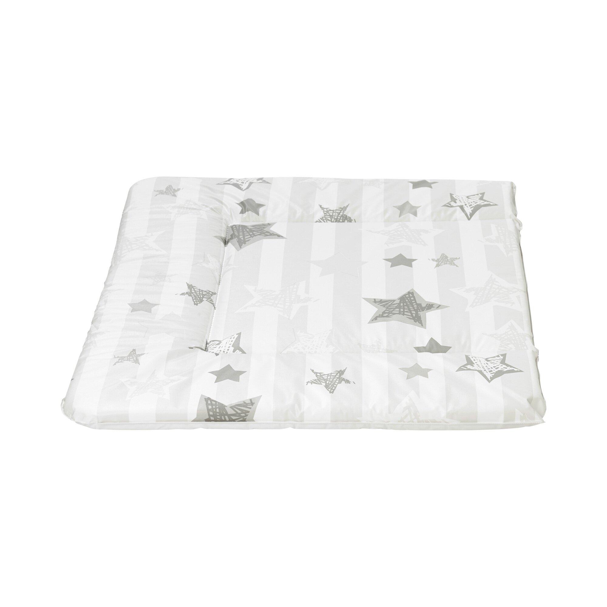 alvi-wickelauflage-basic-comfort-silver-star-70x85-cm
