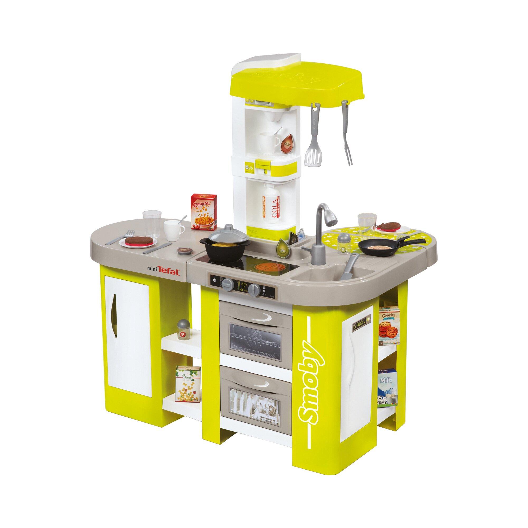 Smoby Kinderküche Tefal Studio XL