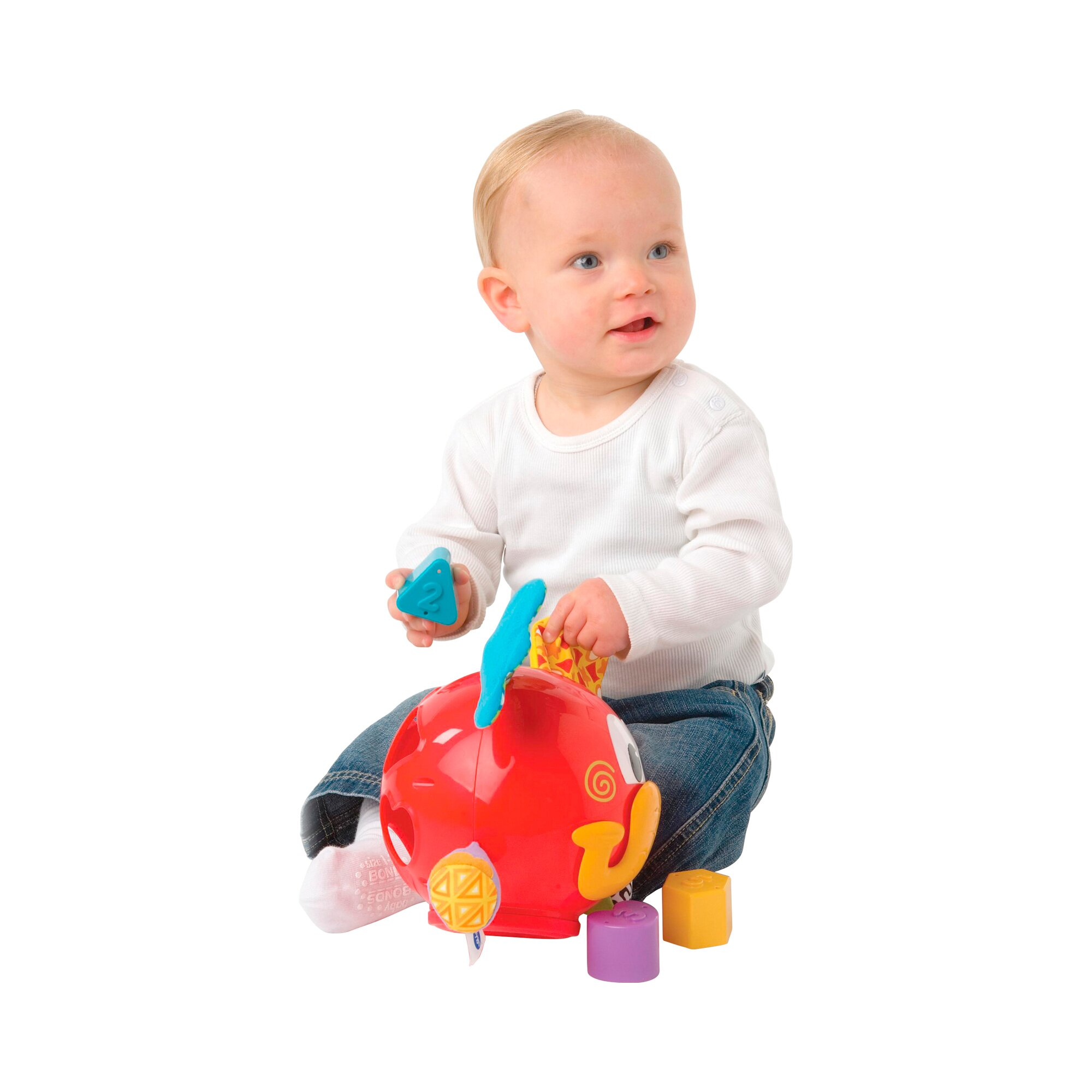 playgro-steck-und-sortierspiel-elefant, 13.99 EUR @ babywalz-de