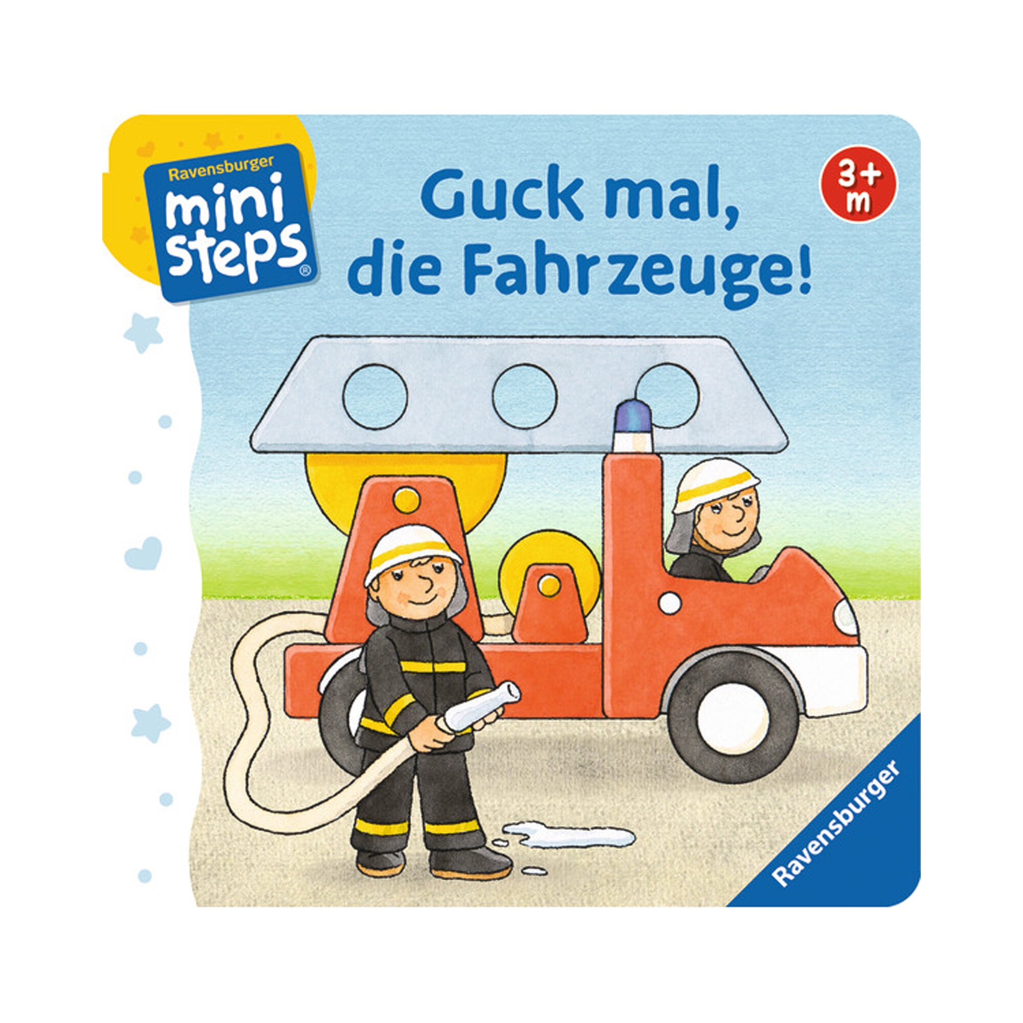 Ministeps Leporello Guck mal, die Fahrzeuge!