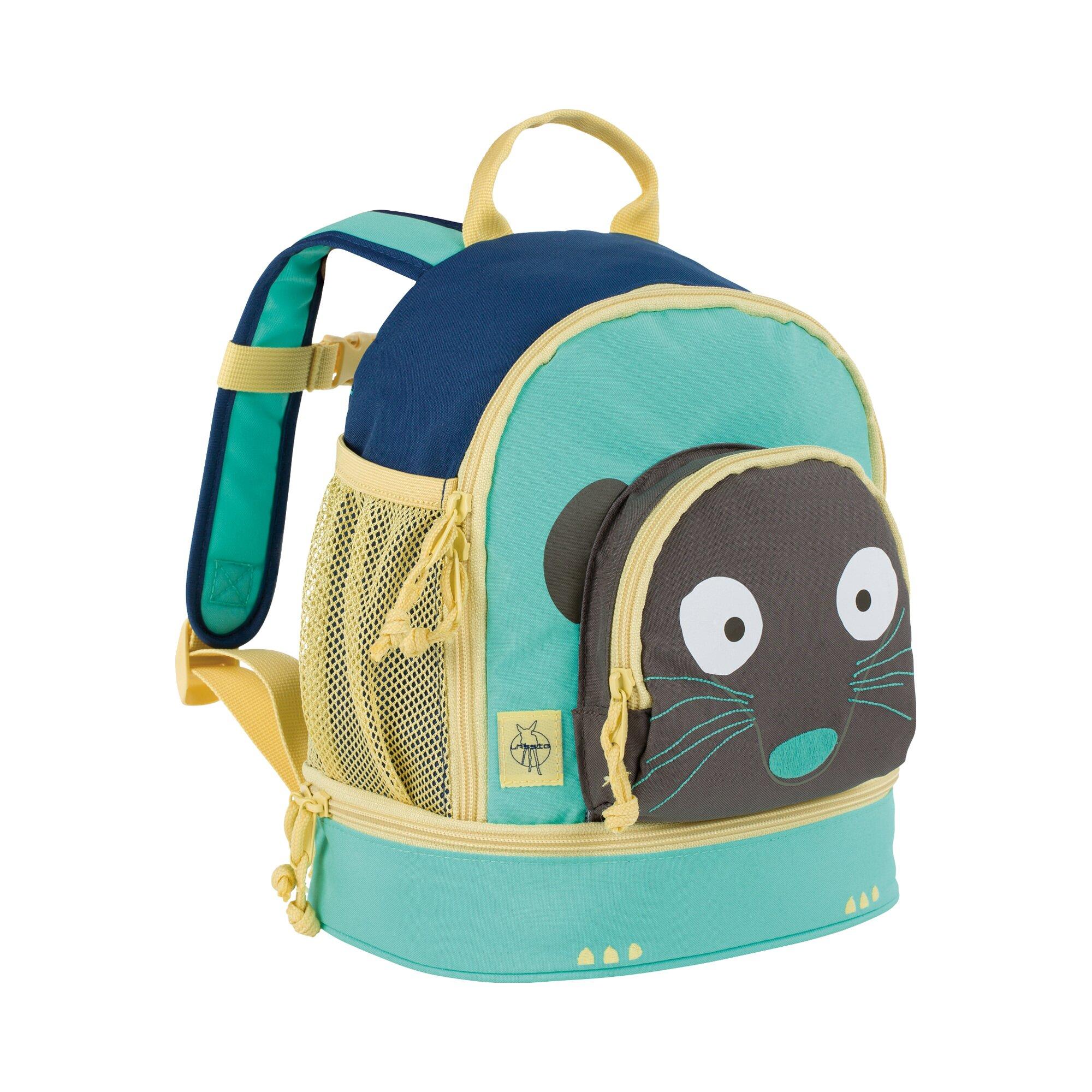 Lässig Kinderrucksack Mini Backpack Wild Animals