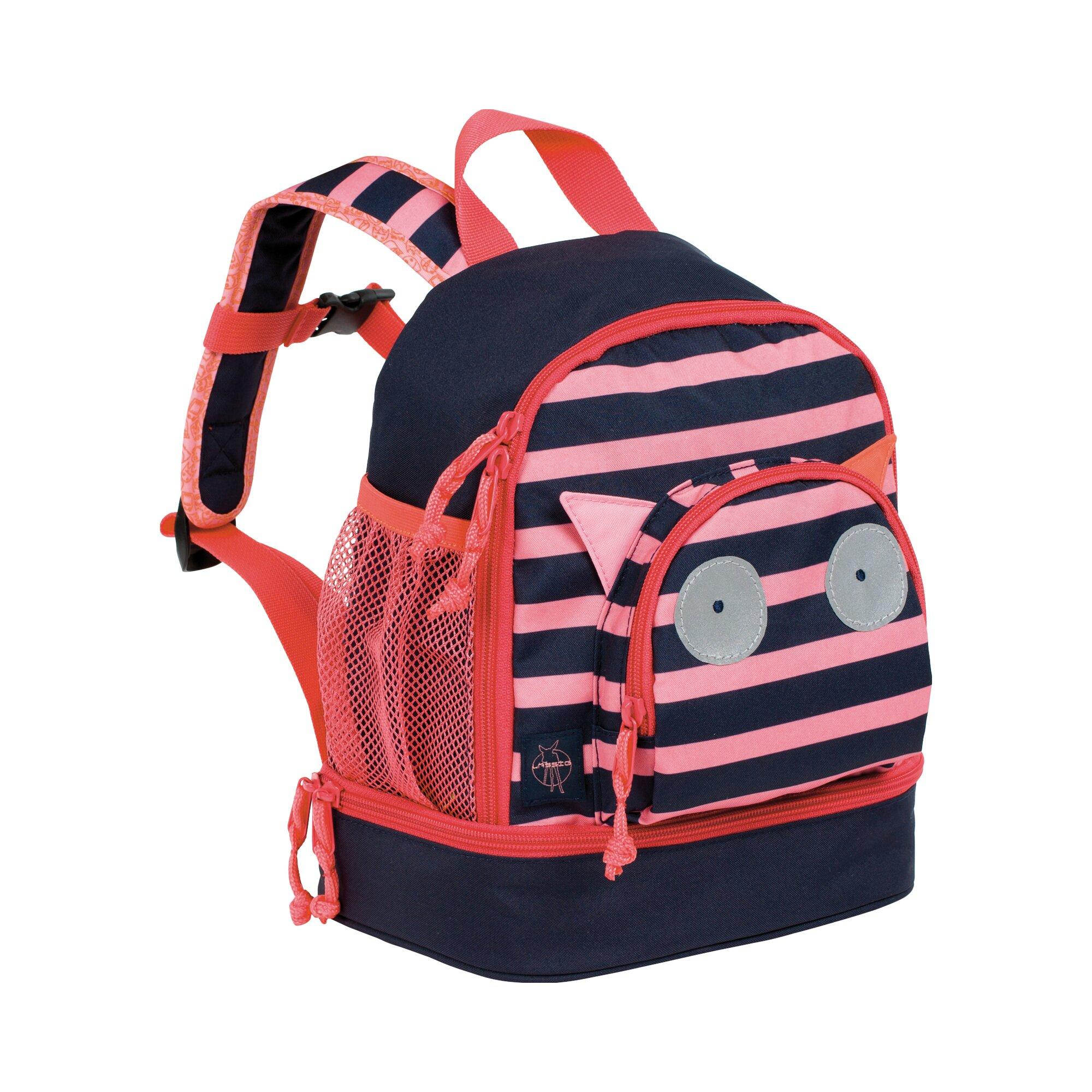 Lässig Kinderrucksack Mini Backpack Little Monsters