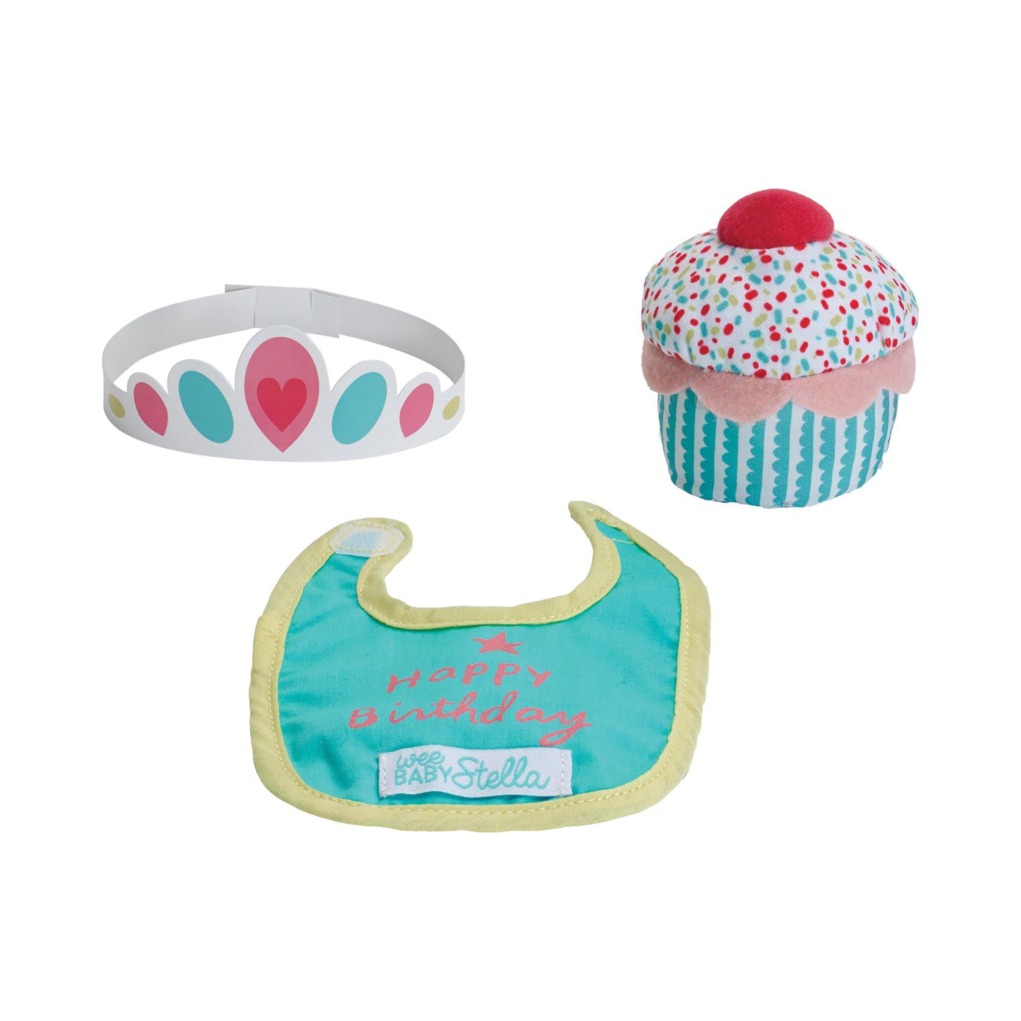 manhattan-toy-stoffpuppe-stella-geburtstags-set