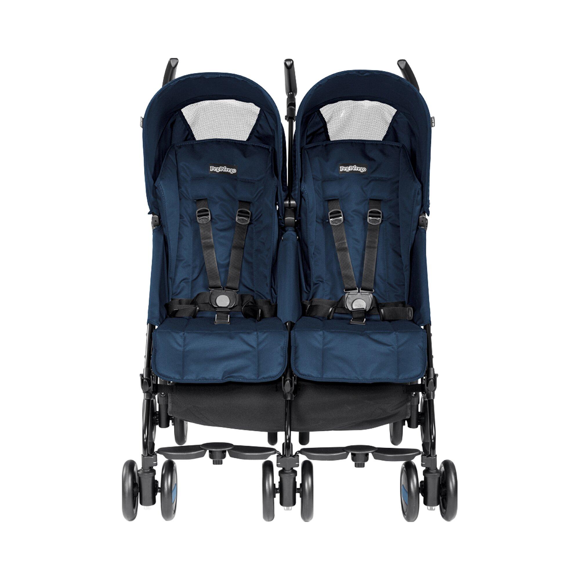peg-perego-pliko-mini-zwillingsbuggy-mit-liegefunktion-blau