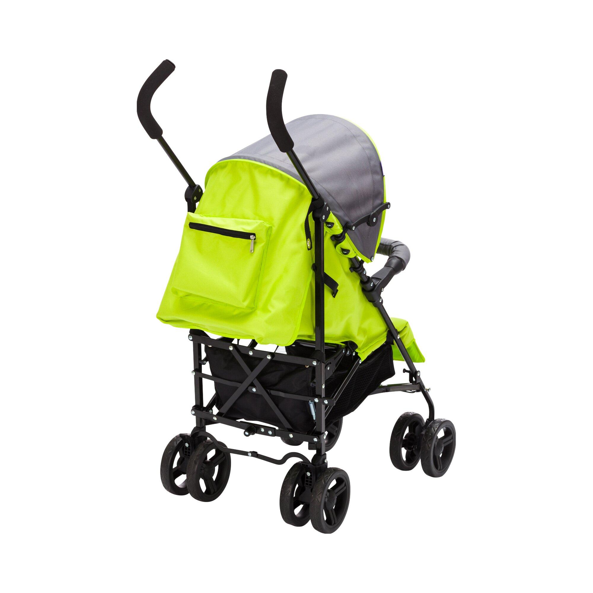 babycab-tom-buggy-mit-liegefunktion-gruen