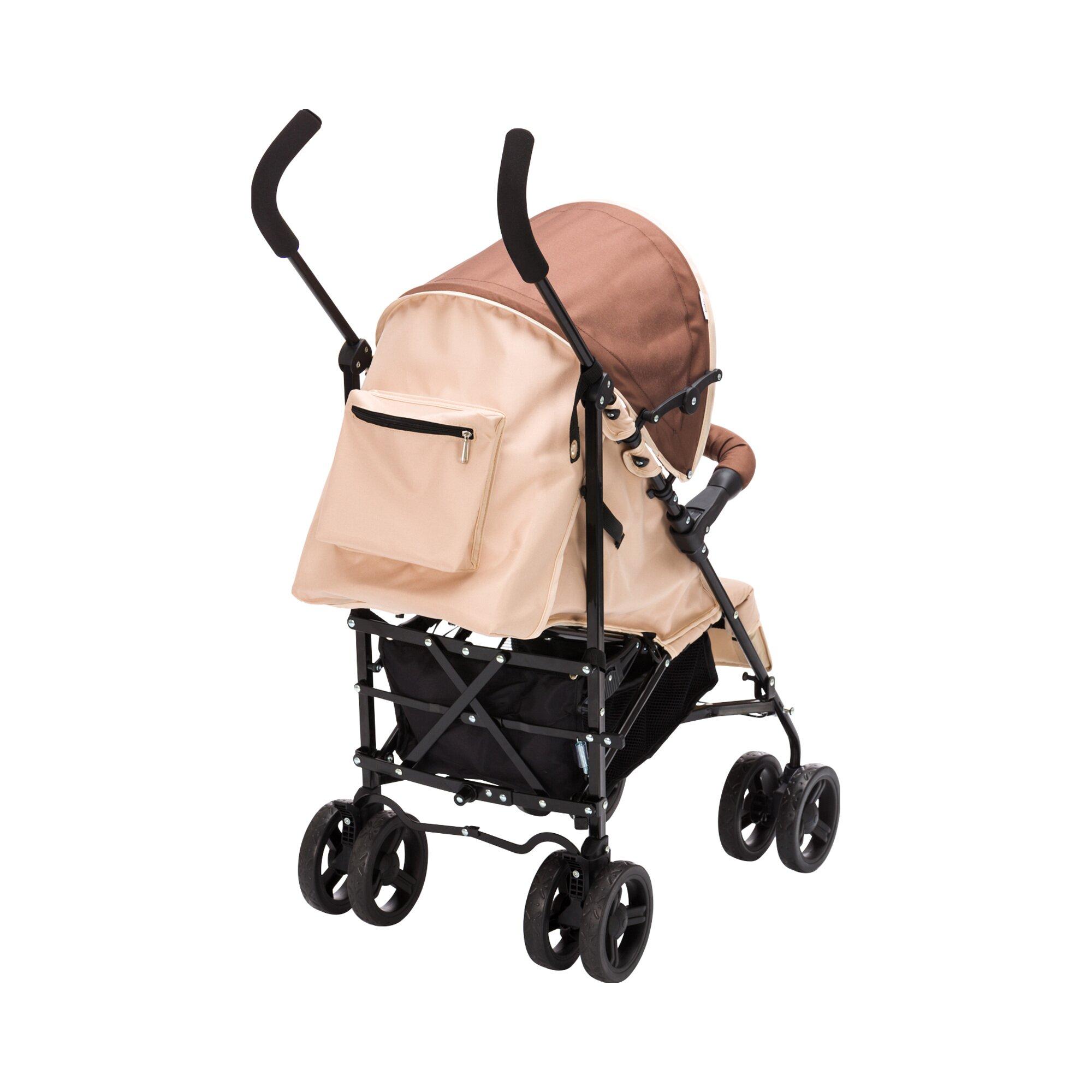 babycab-tom-buggy-mit-liegefunktion-beige