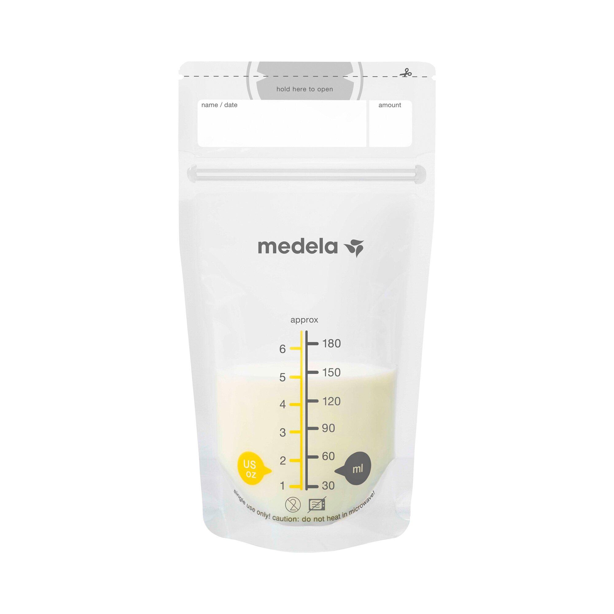 Medela 50er-Pack Muttermilchbeutel Preisvergleich