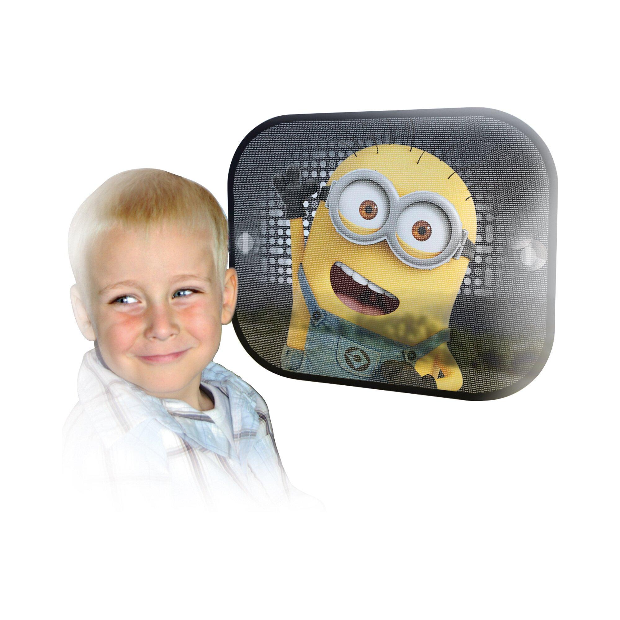 minions-sonnenschutz-gelb