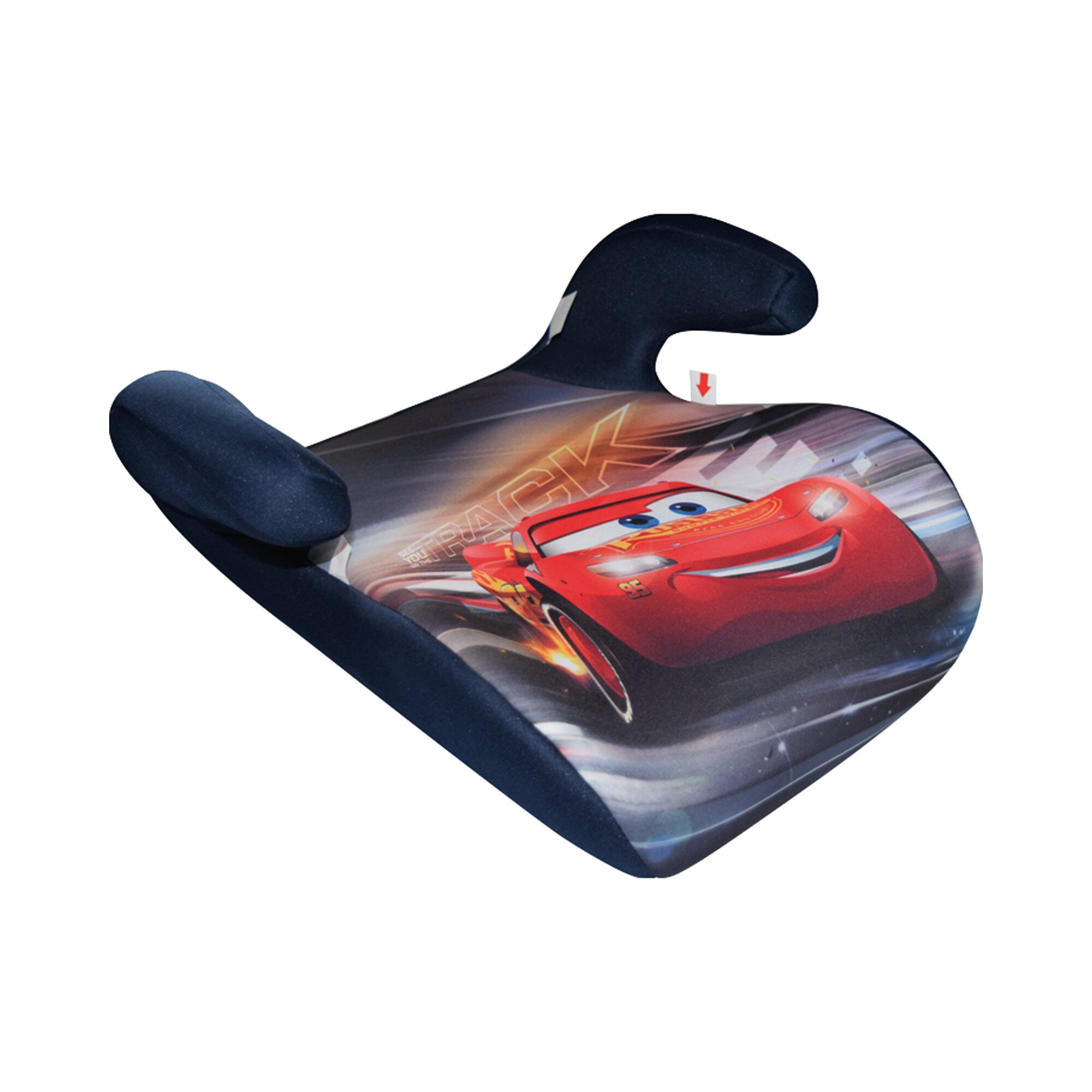 Disney Cars 3 Sitzerhöhung rot
