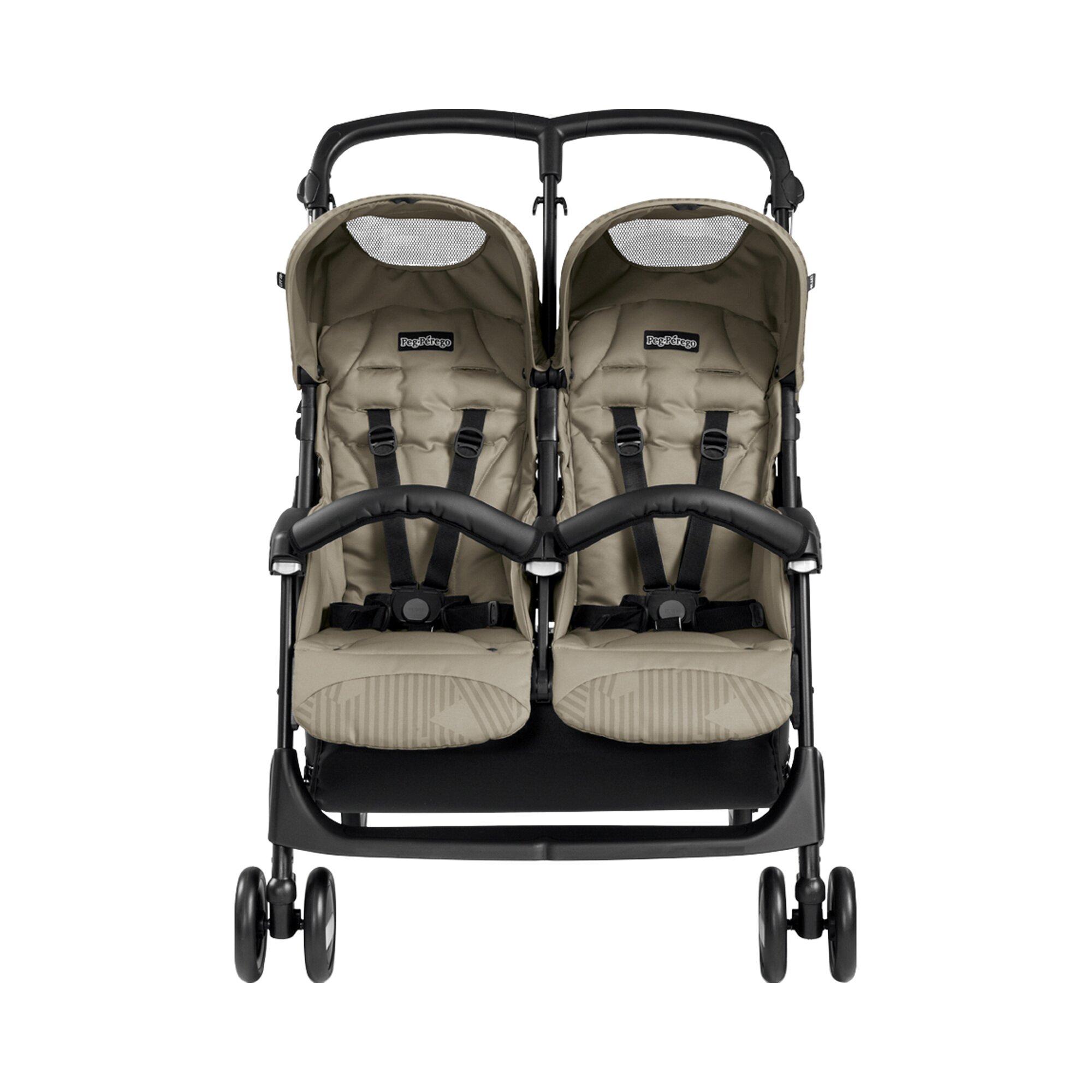 peg-perego-aria-shopper-twin-zwillings-und-kinderwagen-geschwisterwagen-design-2018-beige