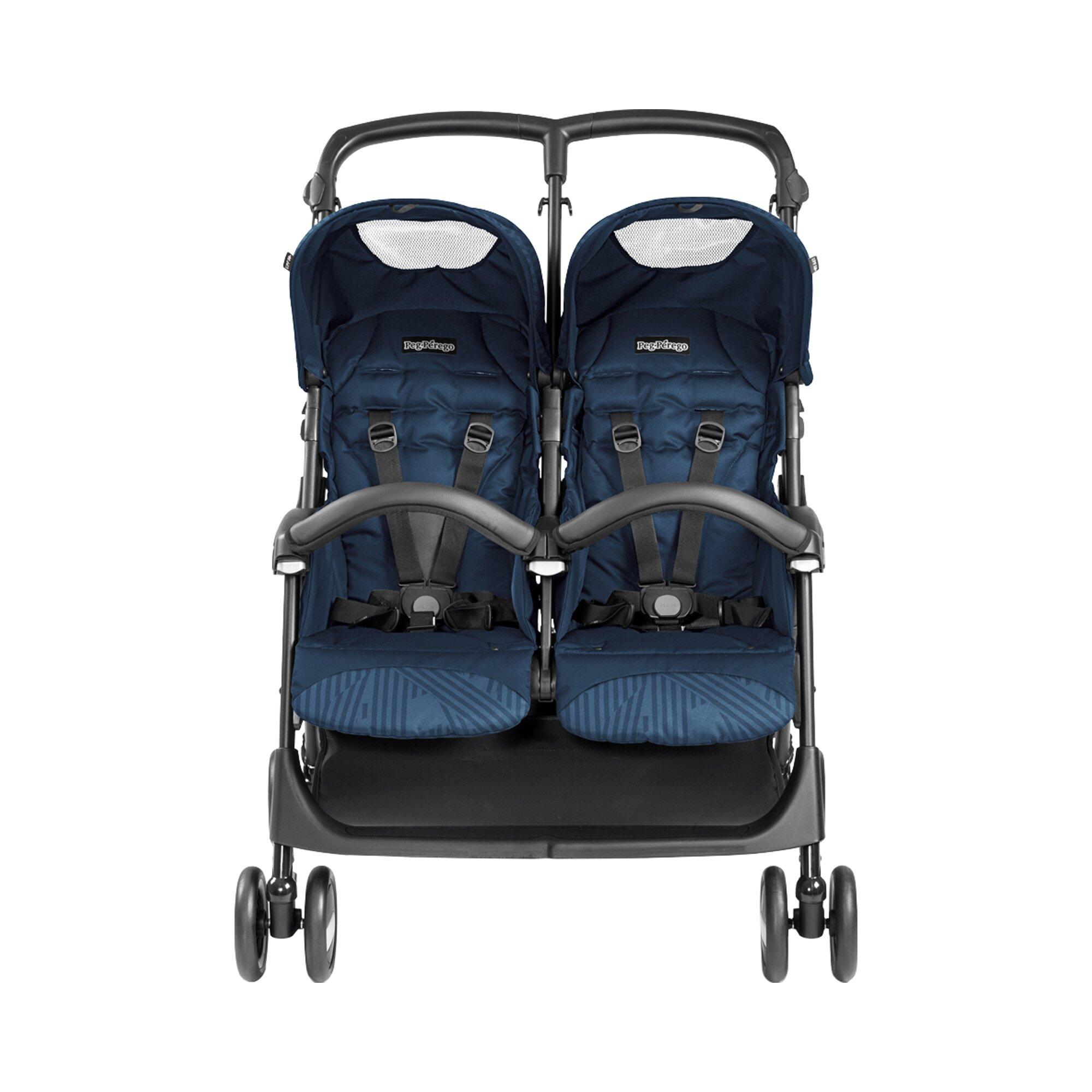 peg-perego-aria-shopper-twin-zwillings-und-kinderwagen-geschwisterwagen-design-2018-blau