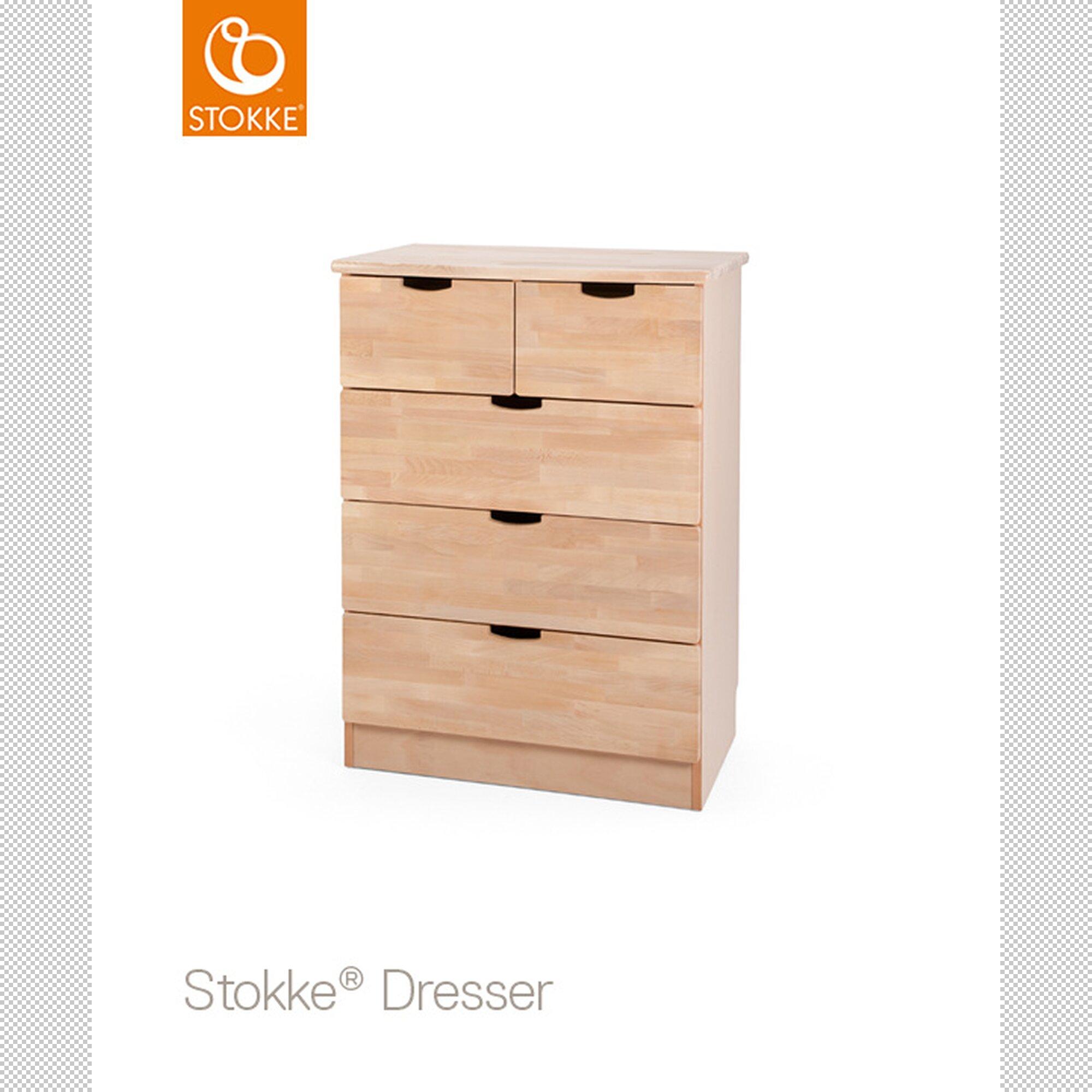 Stokke® Wickelkommode Dresser (Teil 1) natural