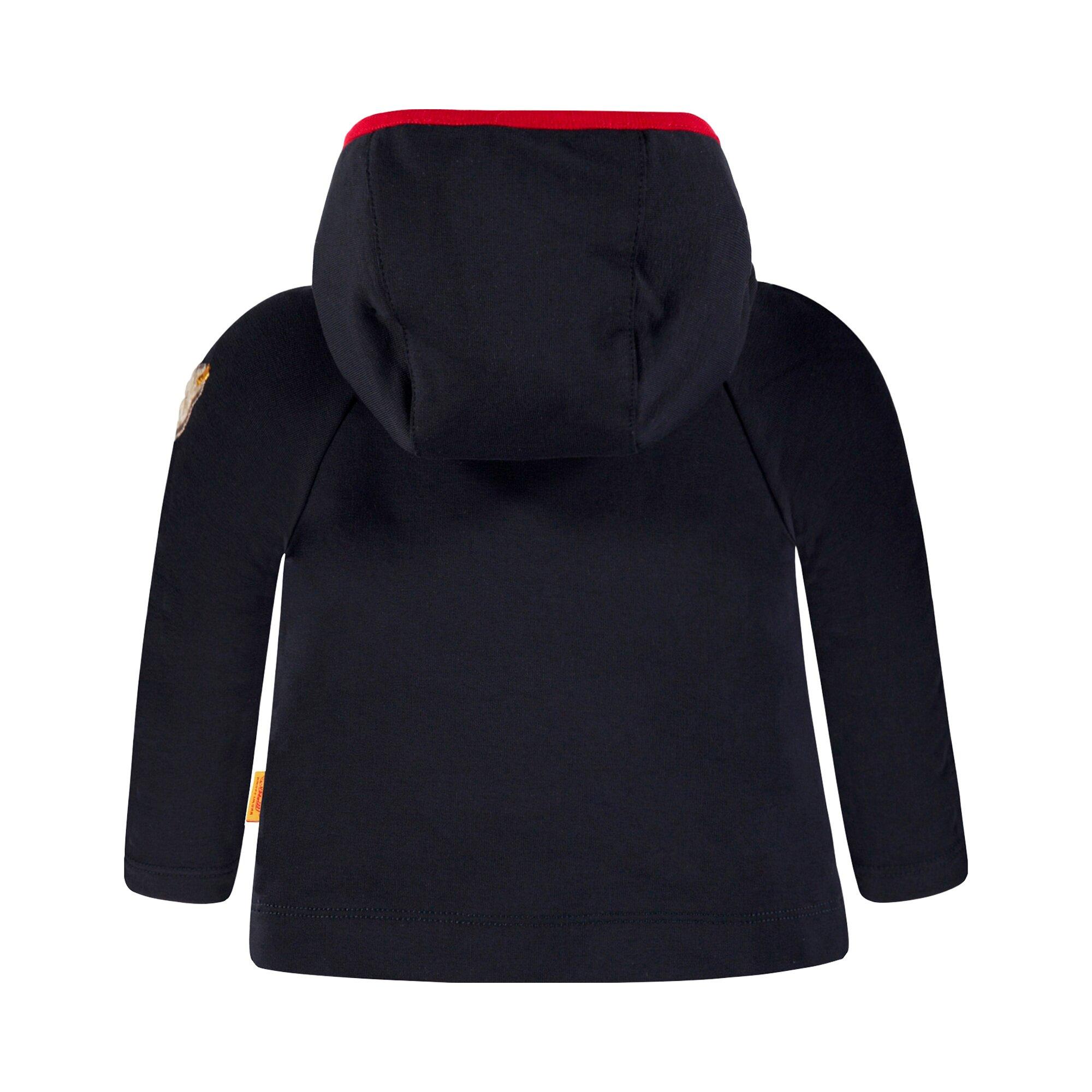 steiff-sweatshirt-kapuze-pirat
