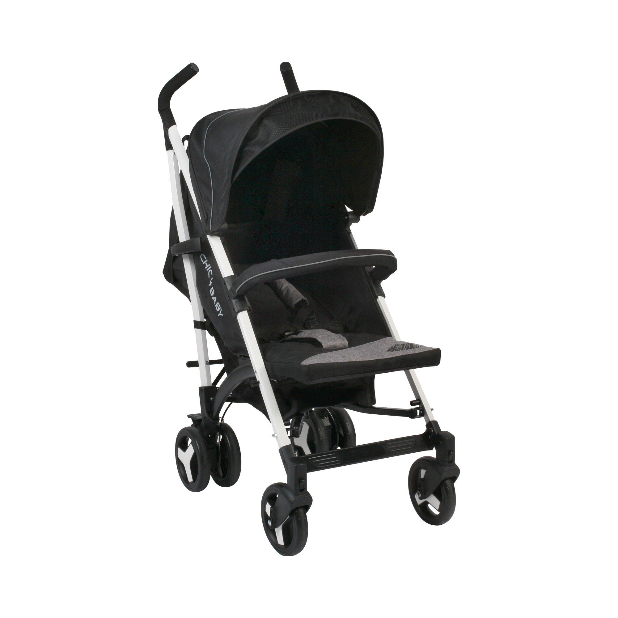 chic-4-baby-luca-buggy-design-2018-schwarz, 133.99 EUR @ babywalz-de