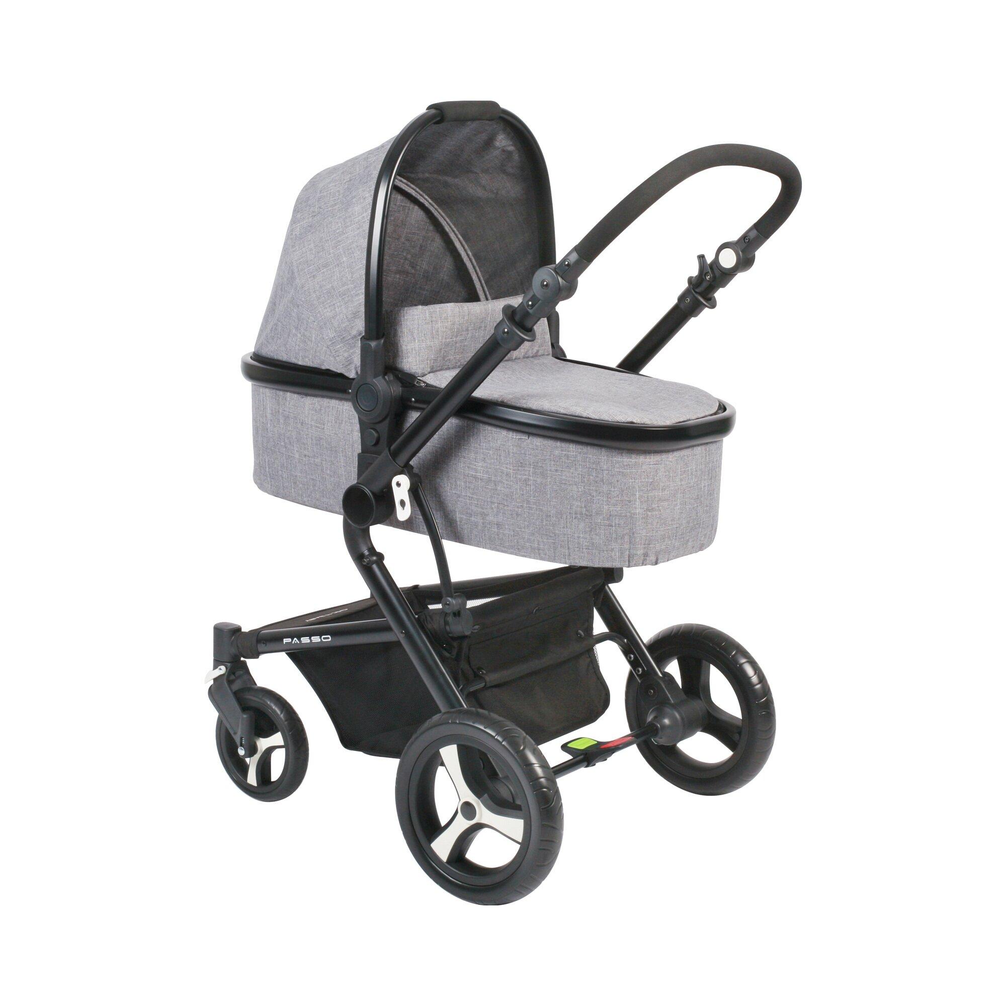 chic-4-baby-passo-kombikinderwagen-grau