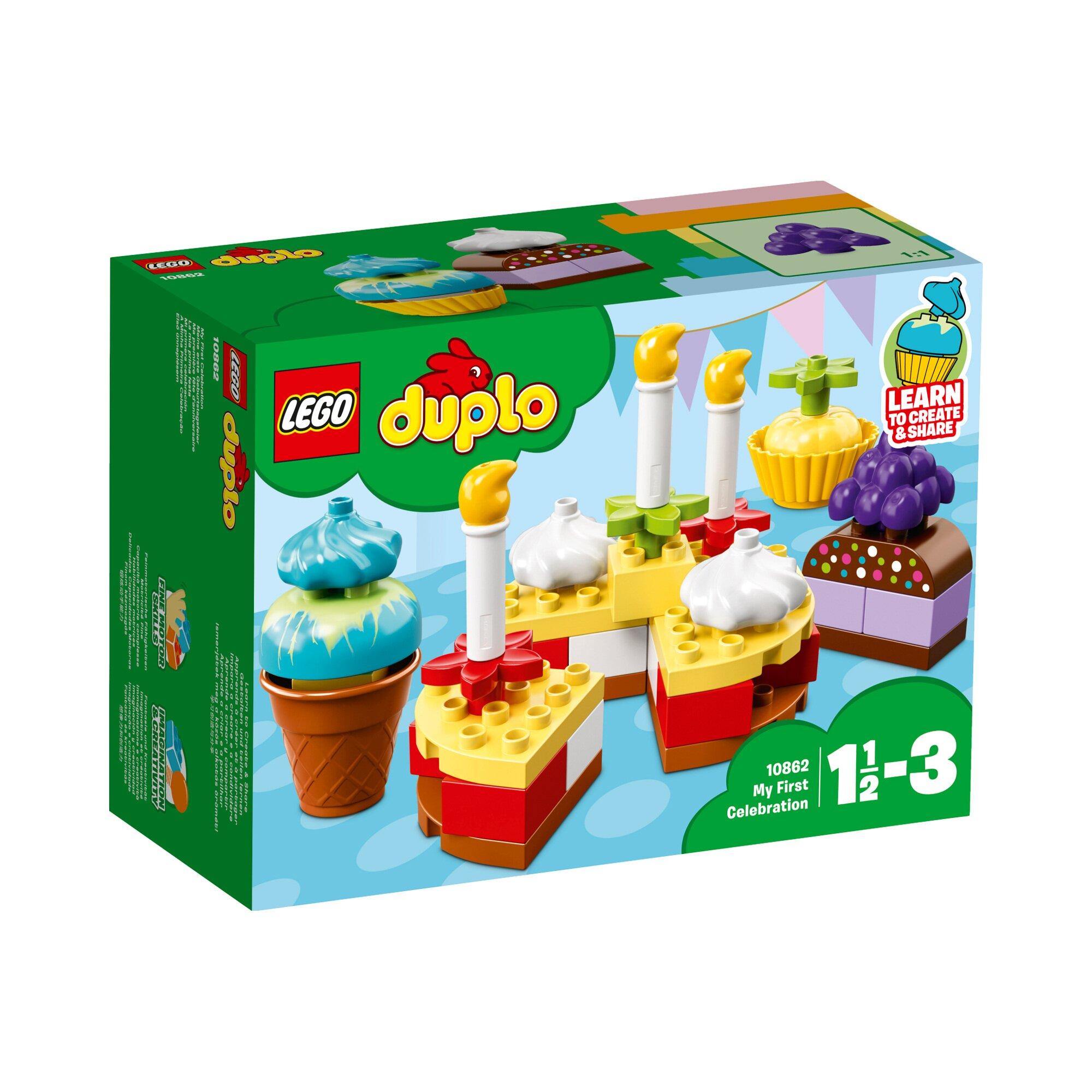 Duplo® 10862 Meine erste Geburtstagsfeier