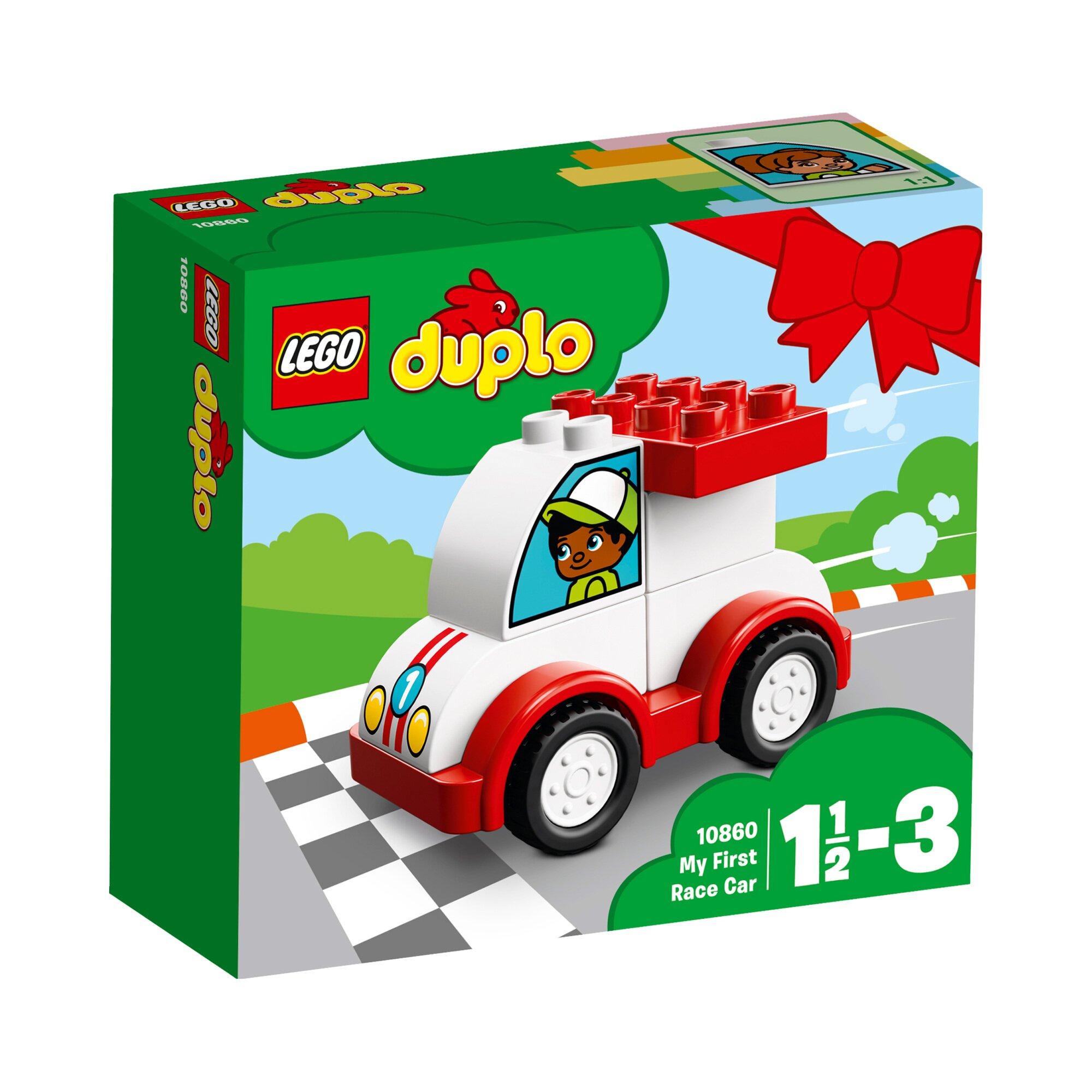 Duplo® 10860 Mein erstes Rennauto