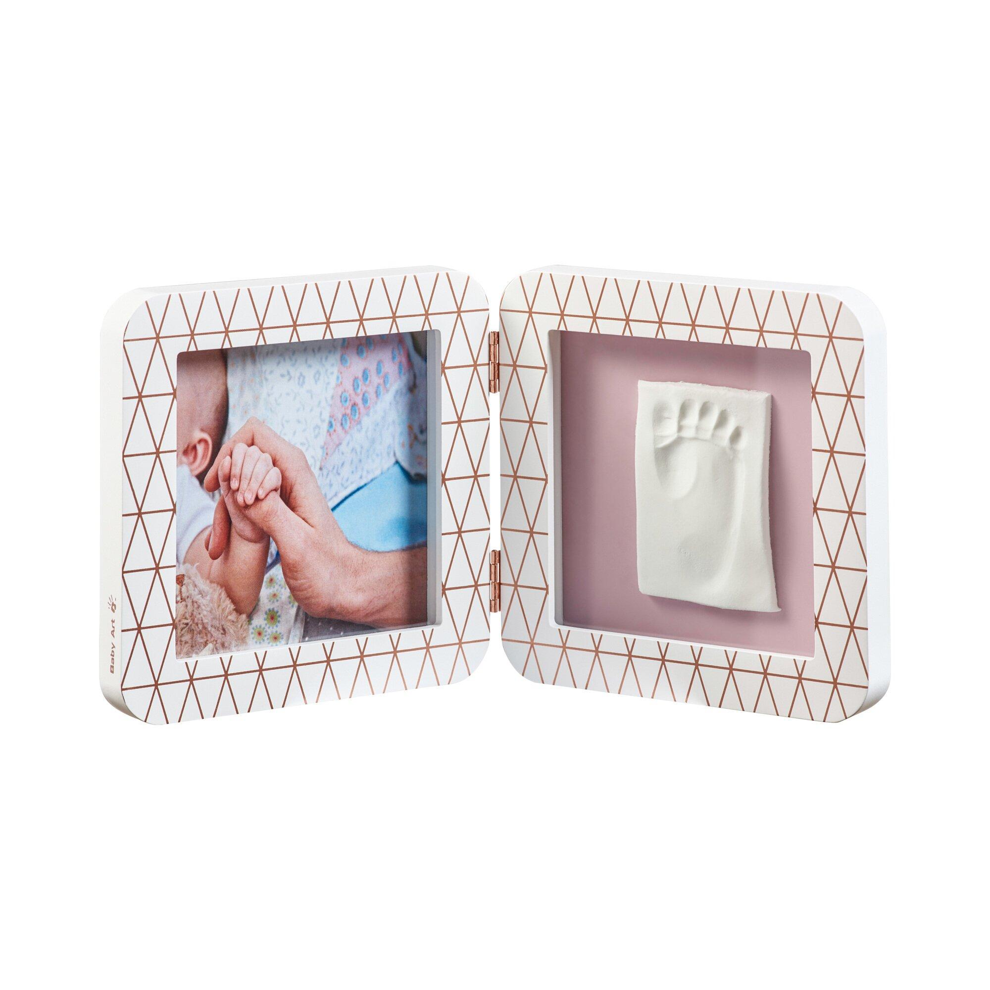 baby-art-bastelset-2er-bilderrahmen-my-baby-touch-copper