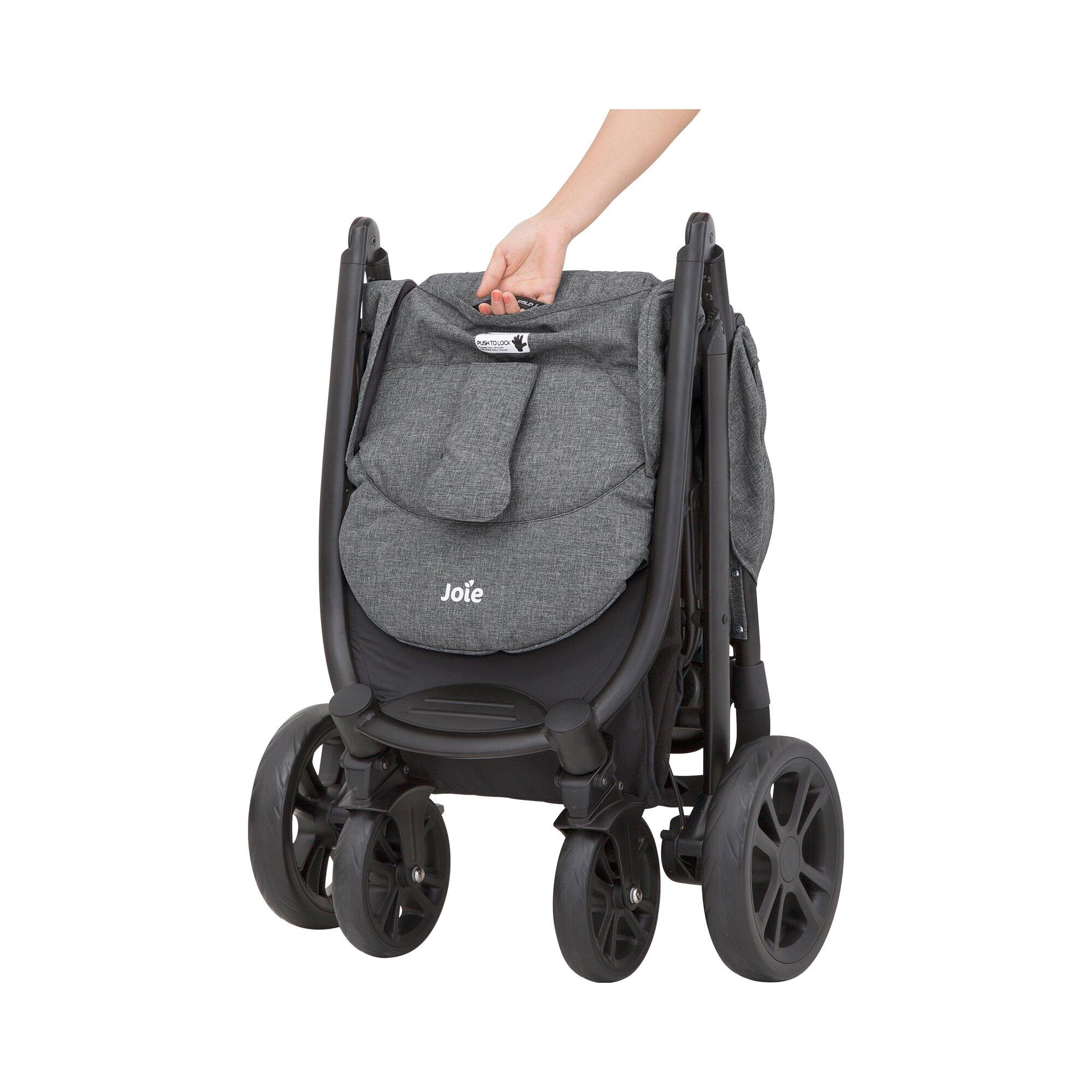 joie-litetrax-4-kinderwagen-sportwagen-design-2018-grau