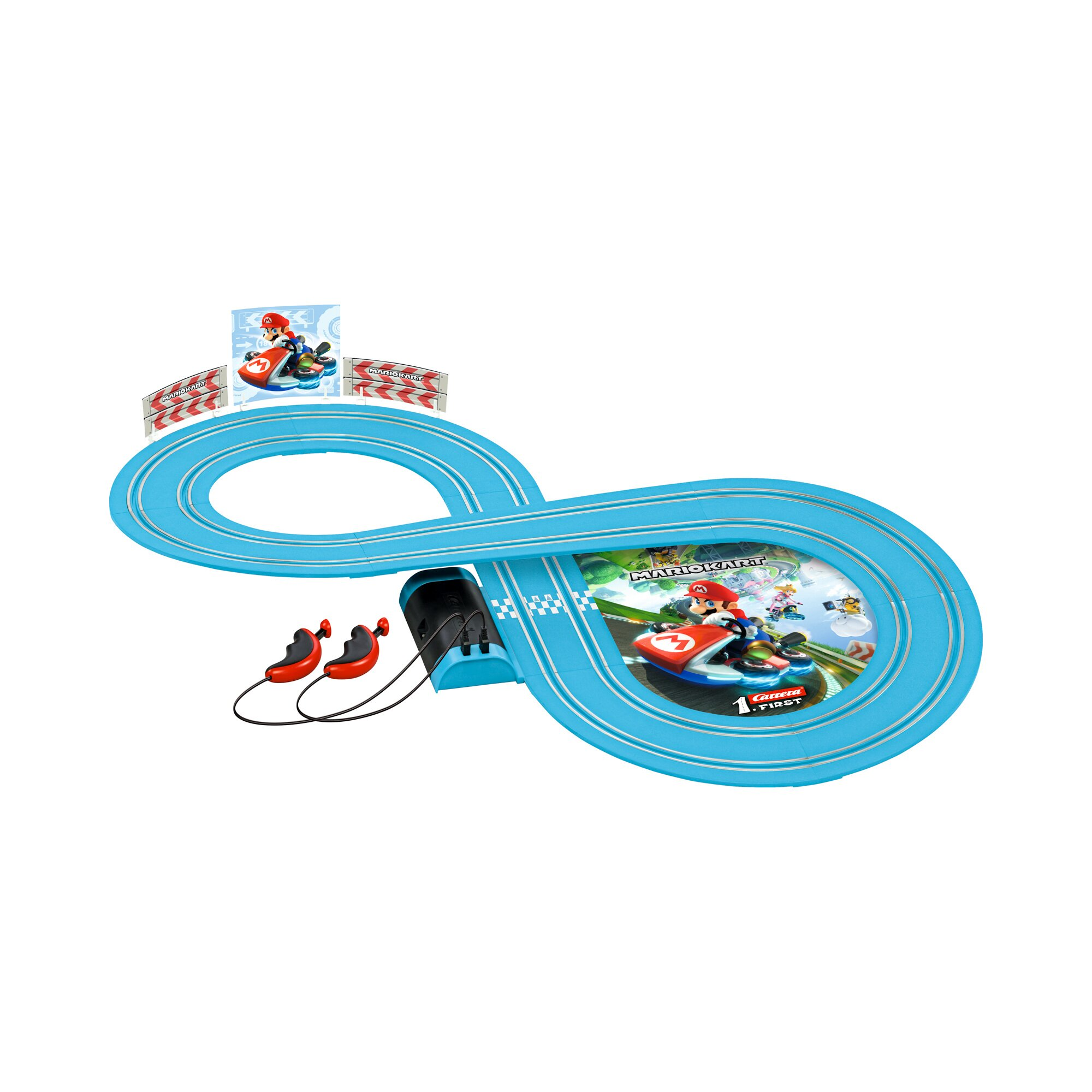 Mario Kart Auto-Rennbahn Carrera First Nintendo Mario Kart™