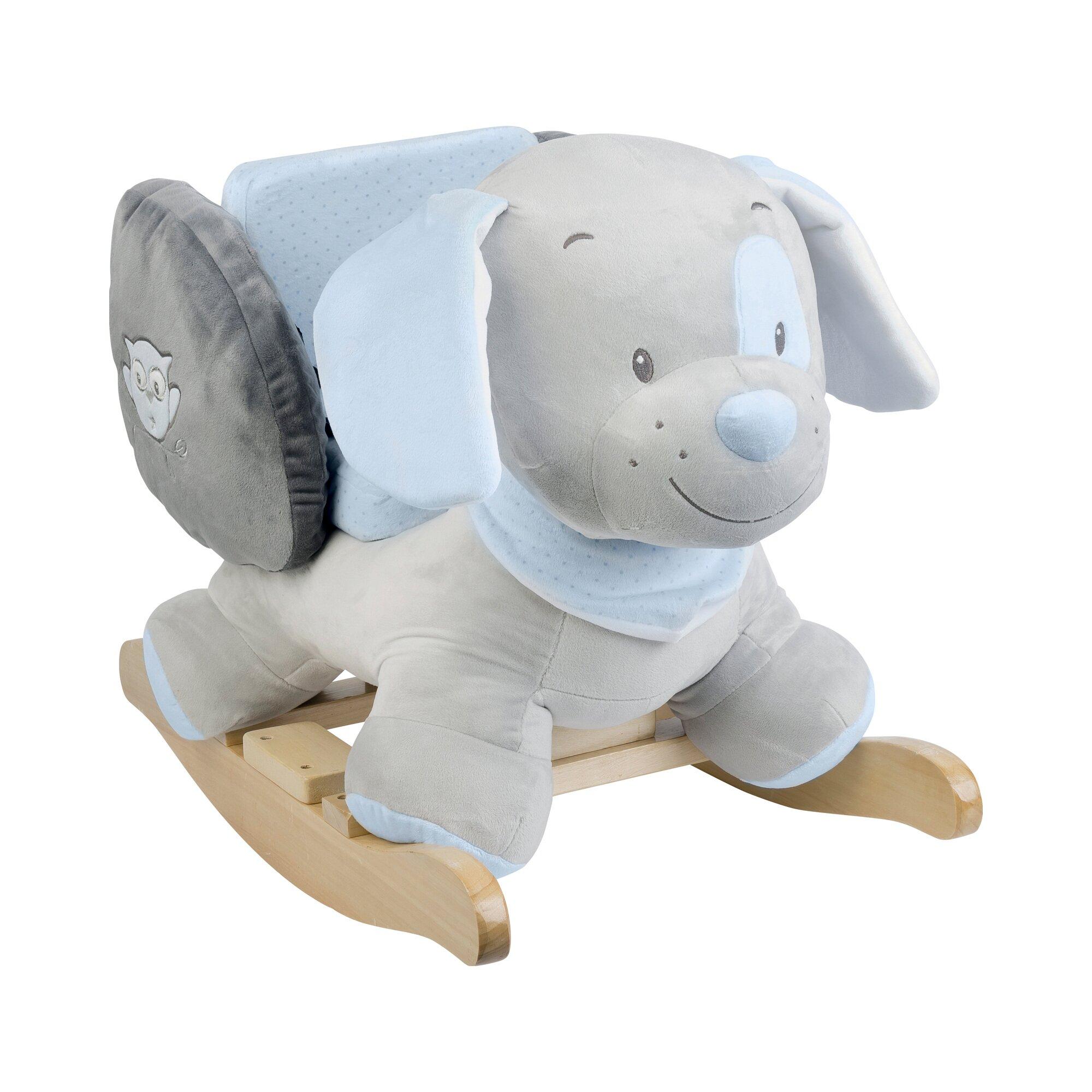 Nattou Schaukeltier Toby der Hund