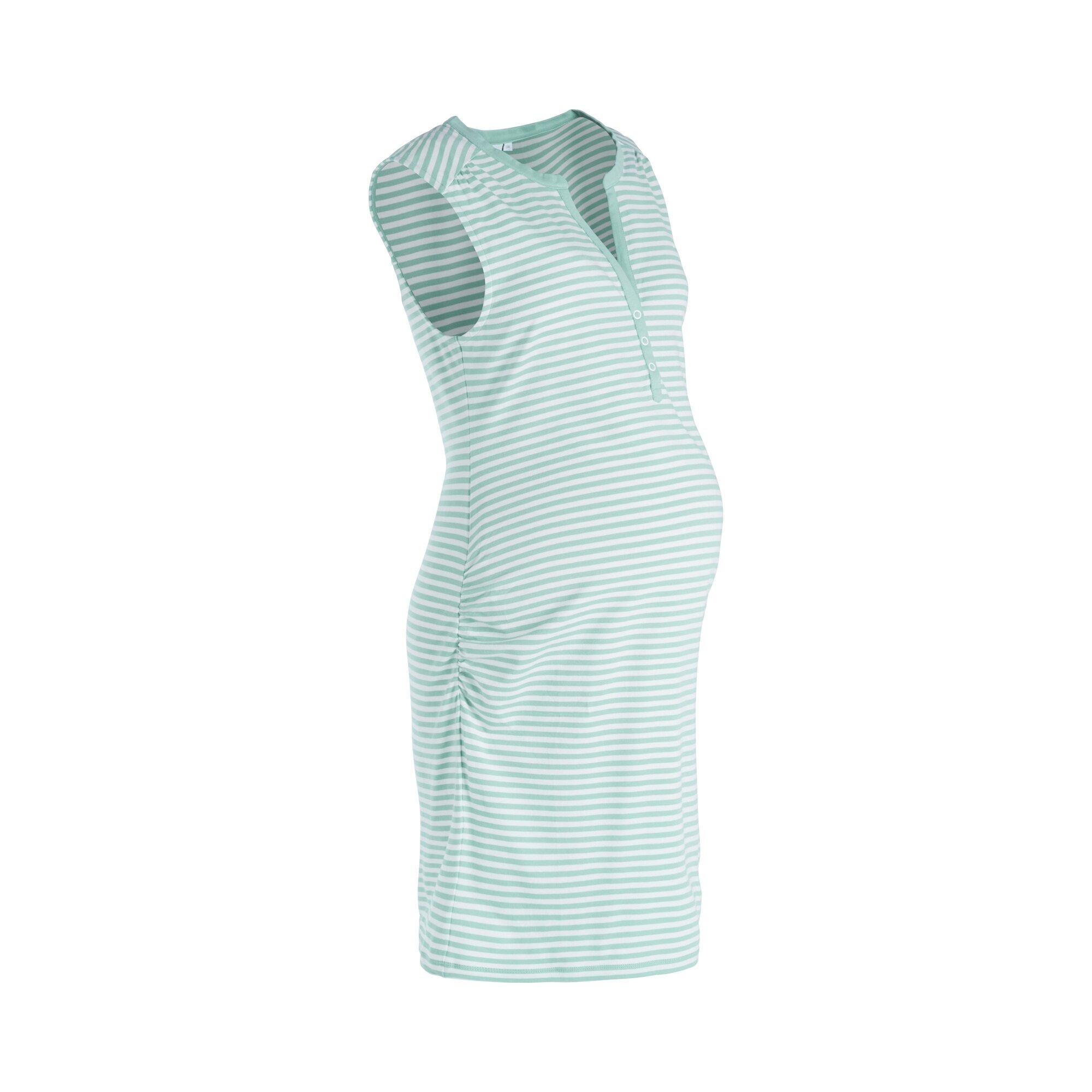 mermaid-in-love-umstands-und-still-nachthemd-stripes