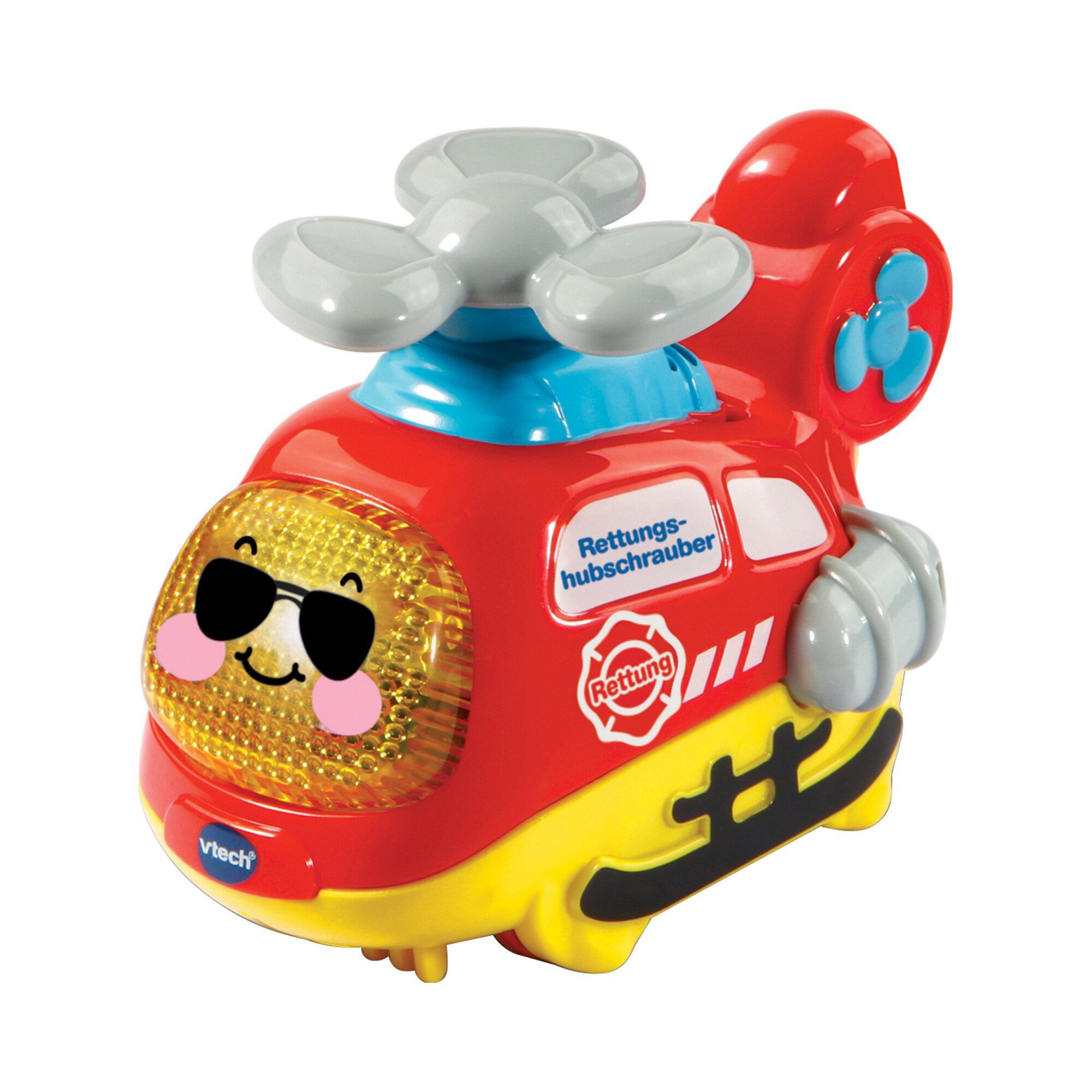 Tut Tut Baby Flitzer Rettungshubschrauber