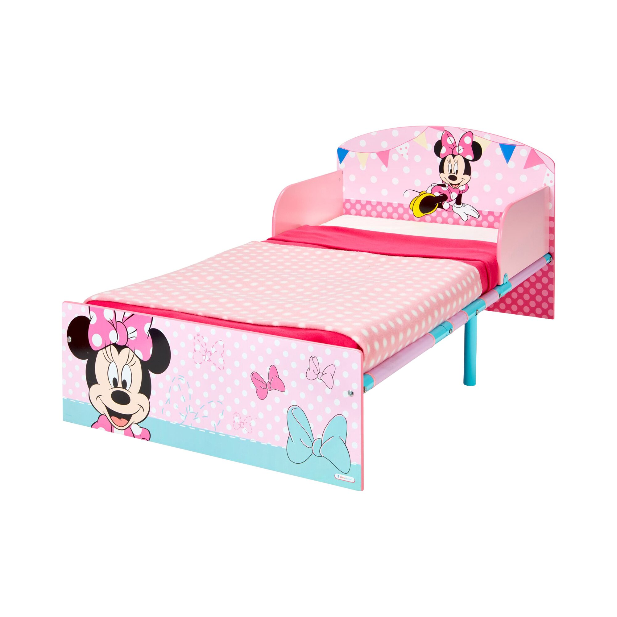 Minnie Mouse Kinderbett Minnie 70 x 140 cm