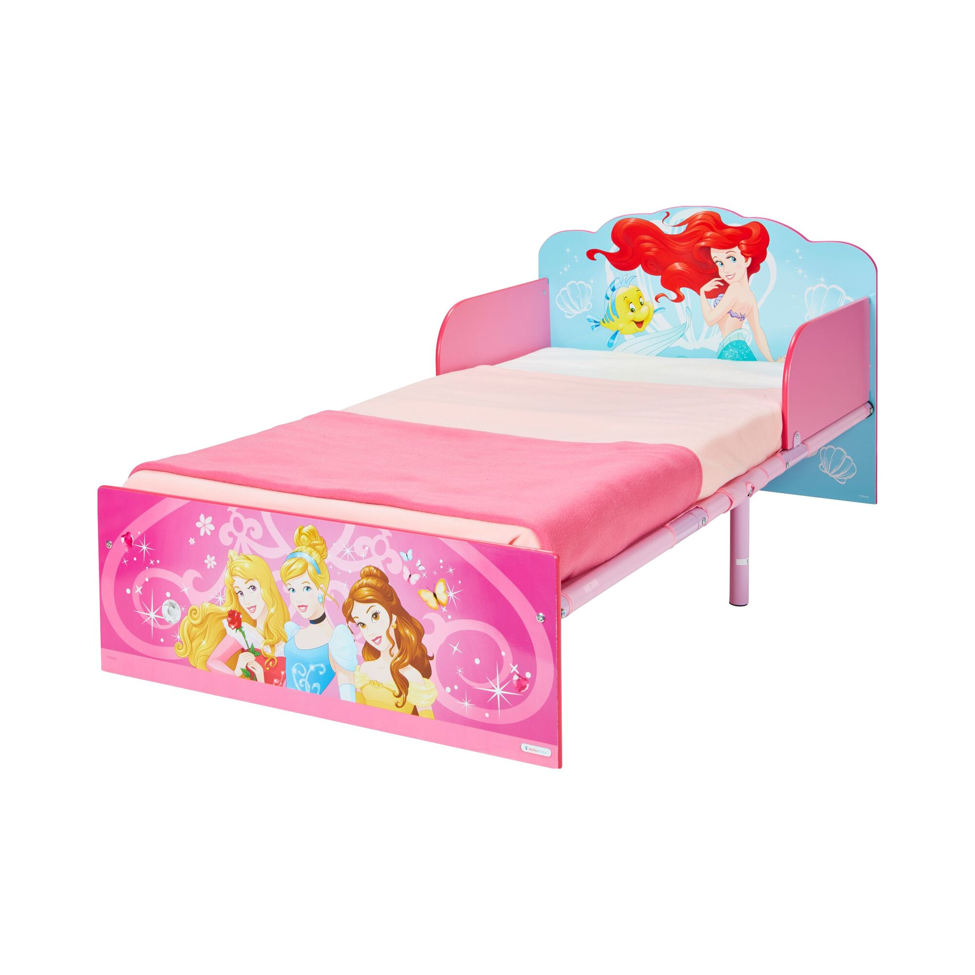 Disney Princess Kinderbett Princess 70 x 140 cm