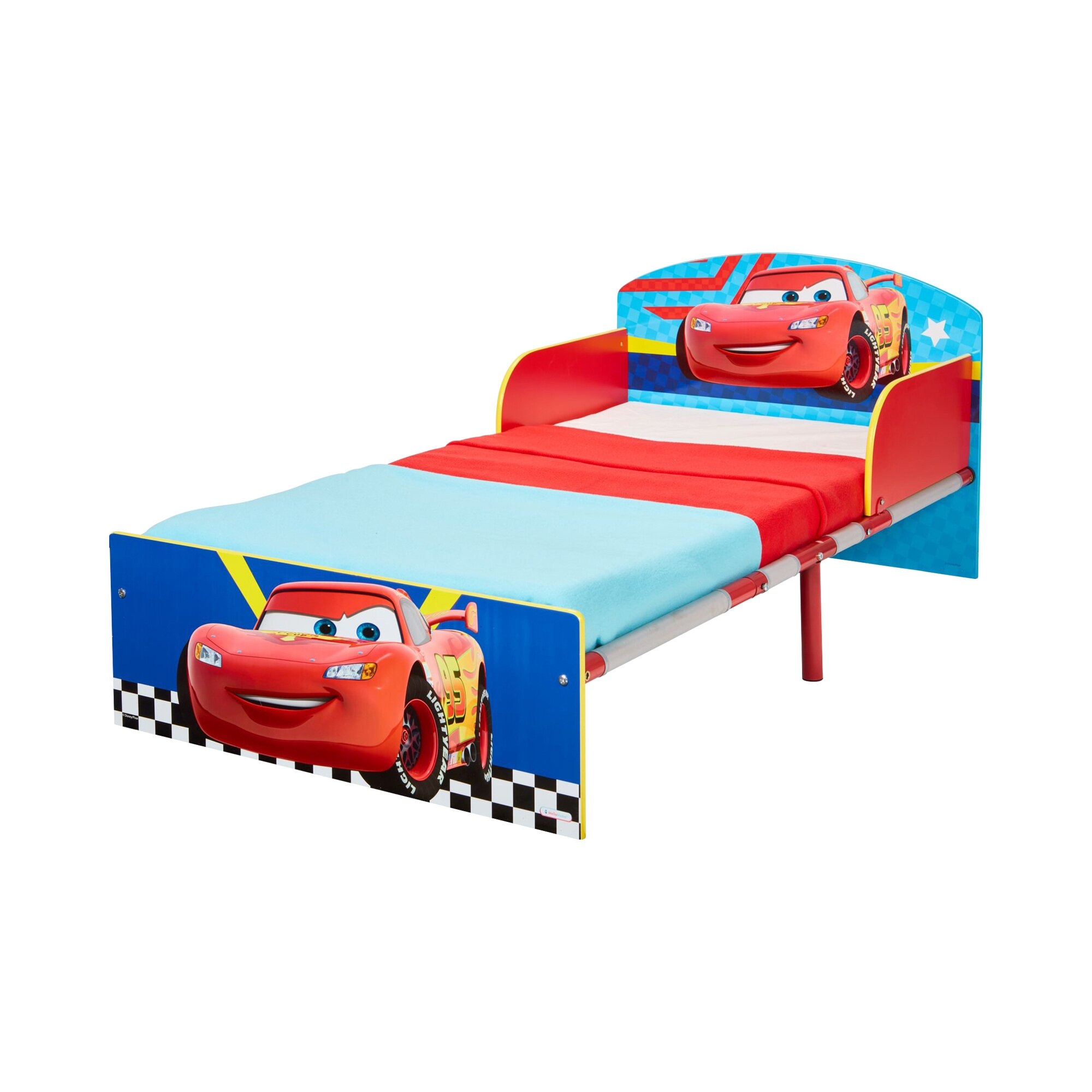 Disney Cars Kinderbett Cars 70 x 140 cm