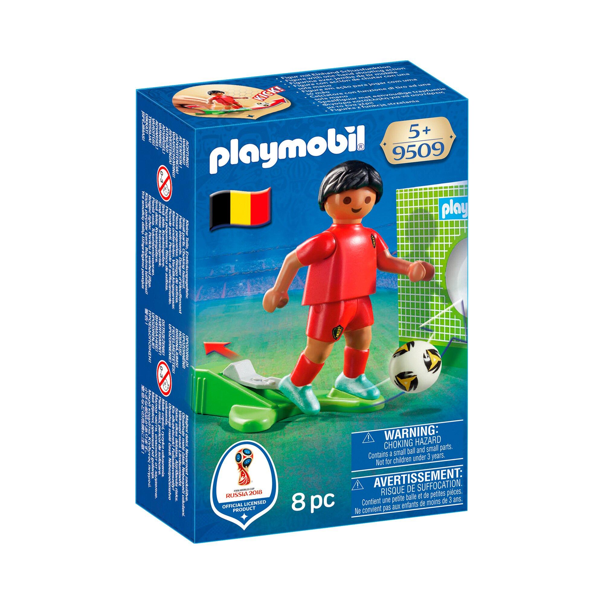 Playmobil® 9509 Nationalspieler Belgien