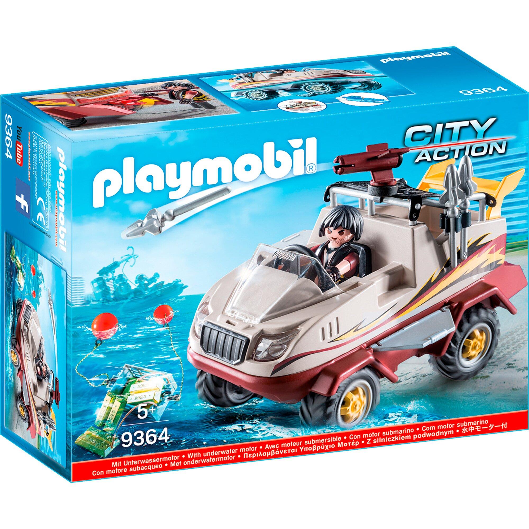 City Action 9364 Amphibienfahrzeug