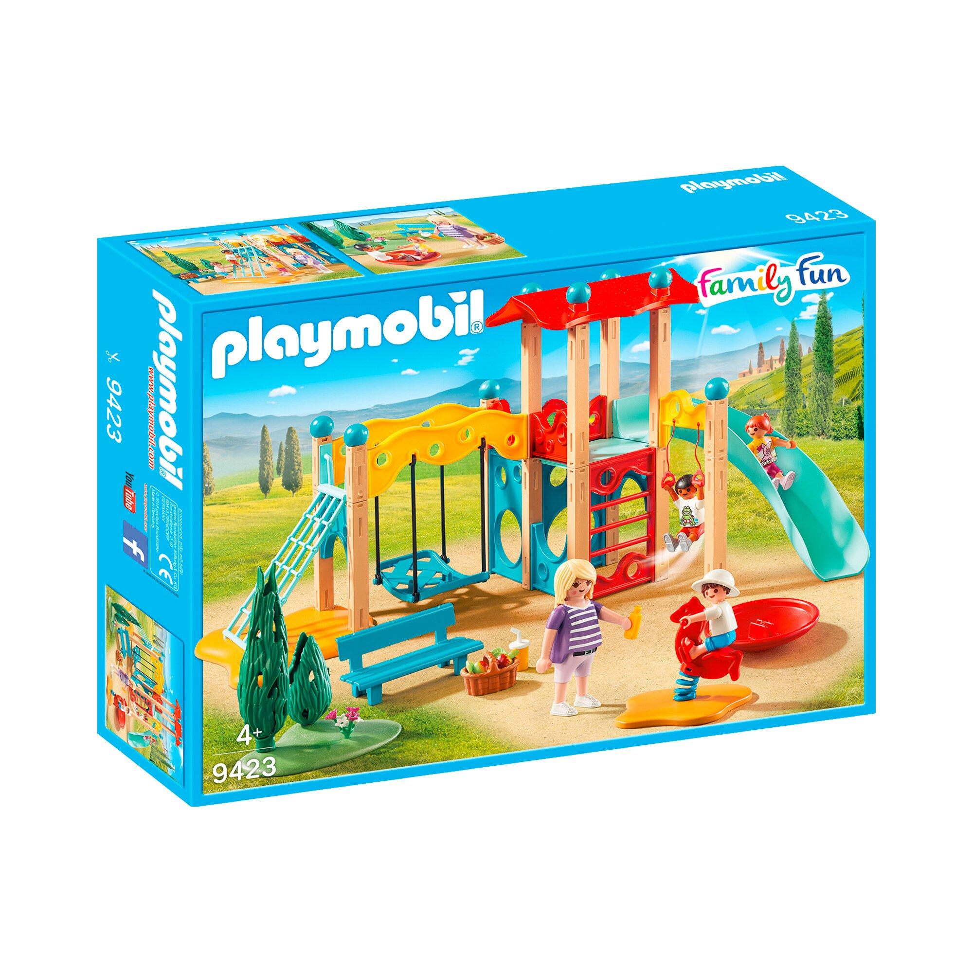 Family Fun 9423 Großer Spielplatz
