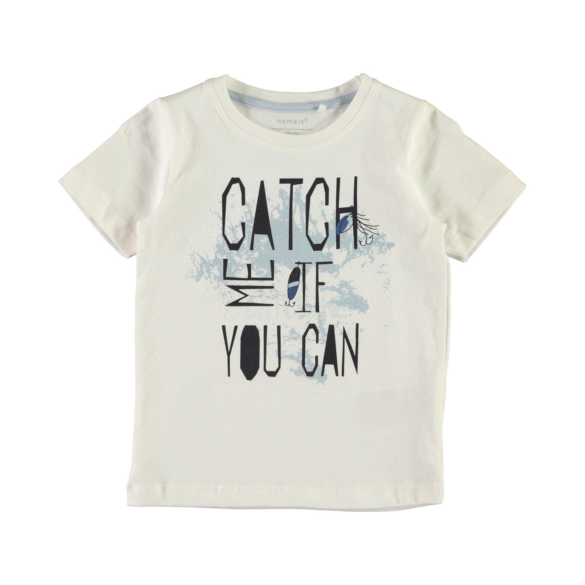 Name It T-Shirt Vux Catch me