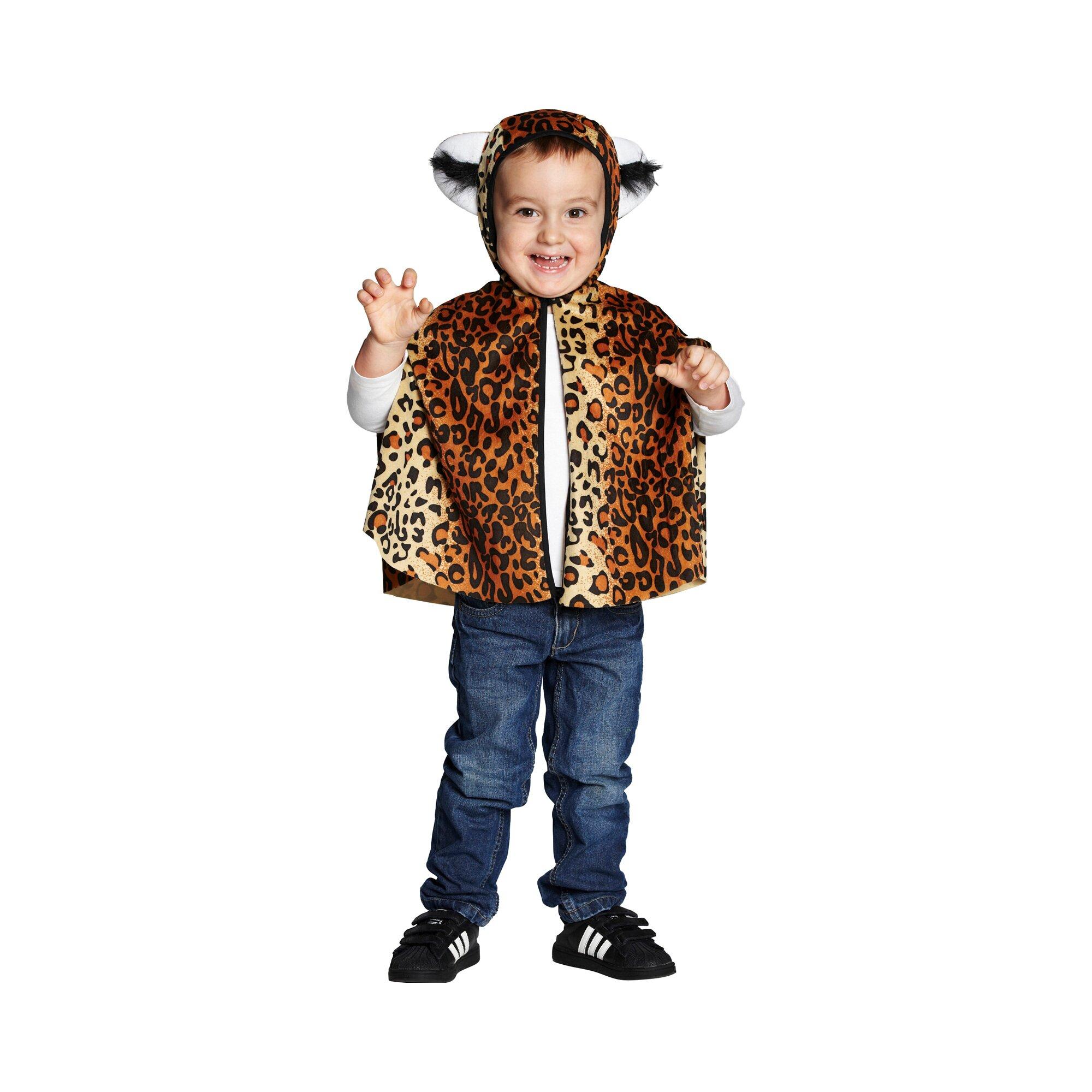 Rubie`S Kostüm Leoparden Cape