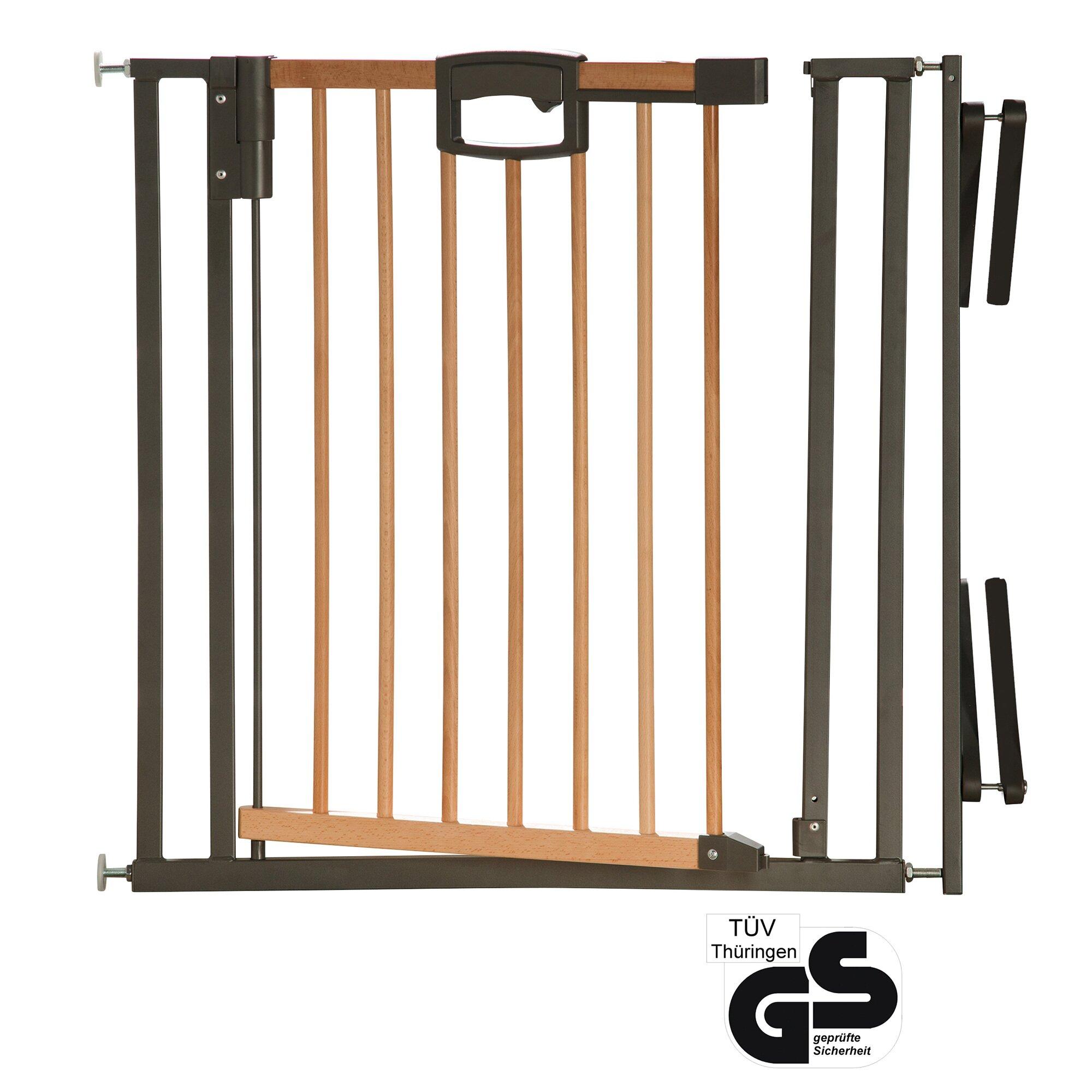 geuther-treppenschutzgitter-easylock-wood-plus-84-5-92-5-cm