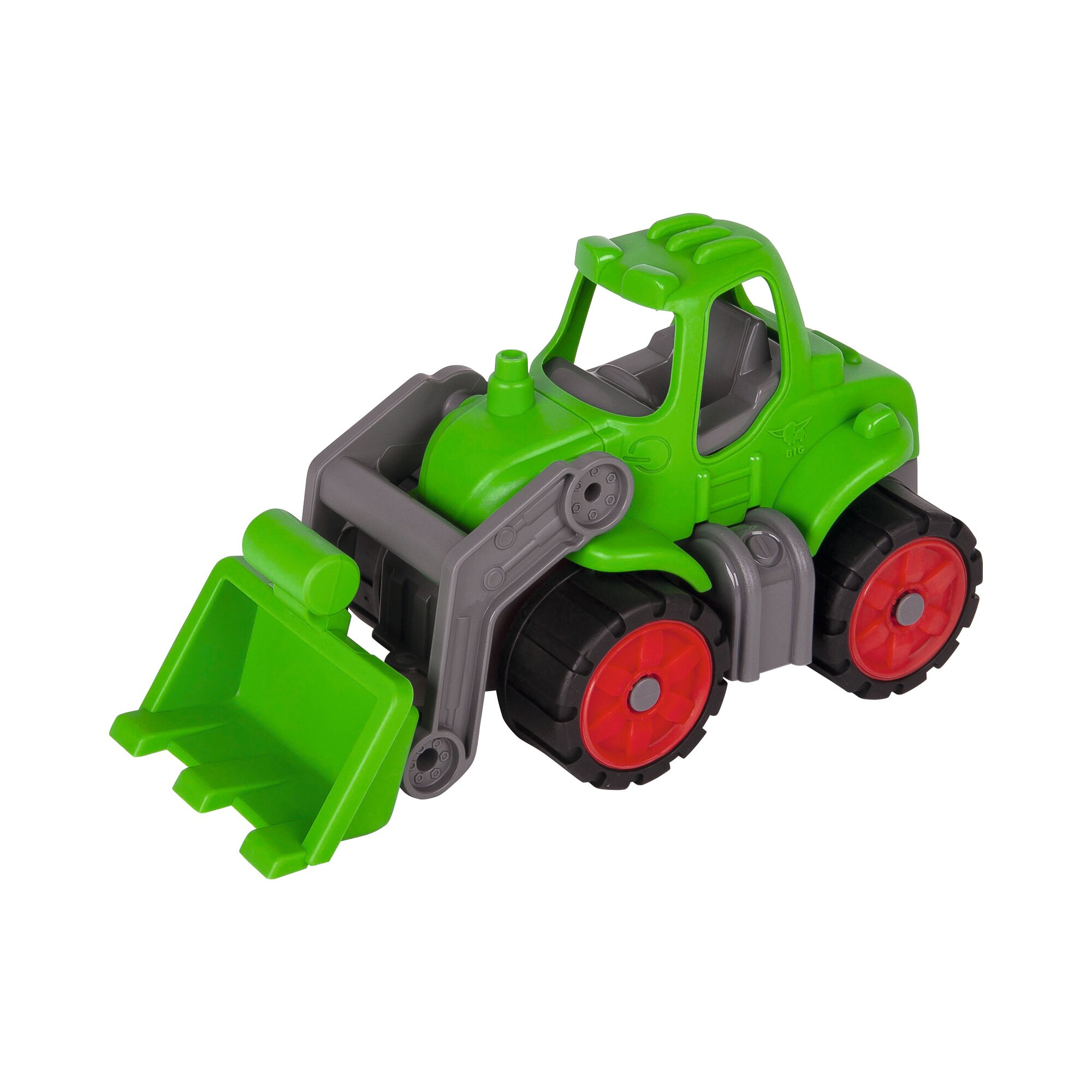 Big Power-Worker Mini Traktor