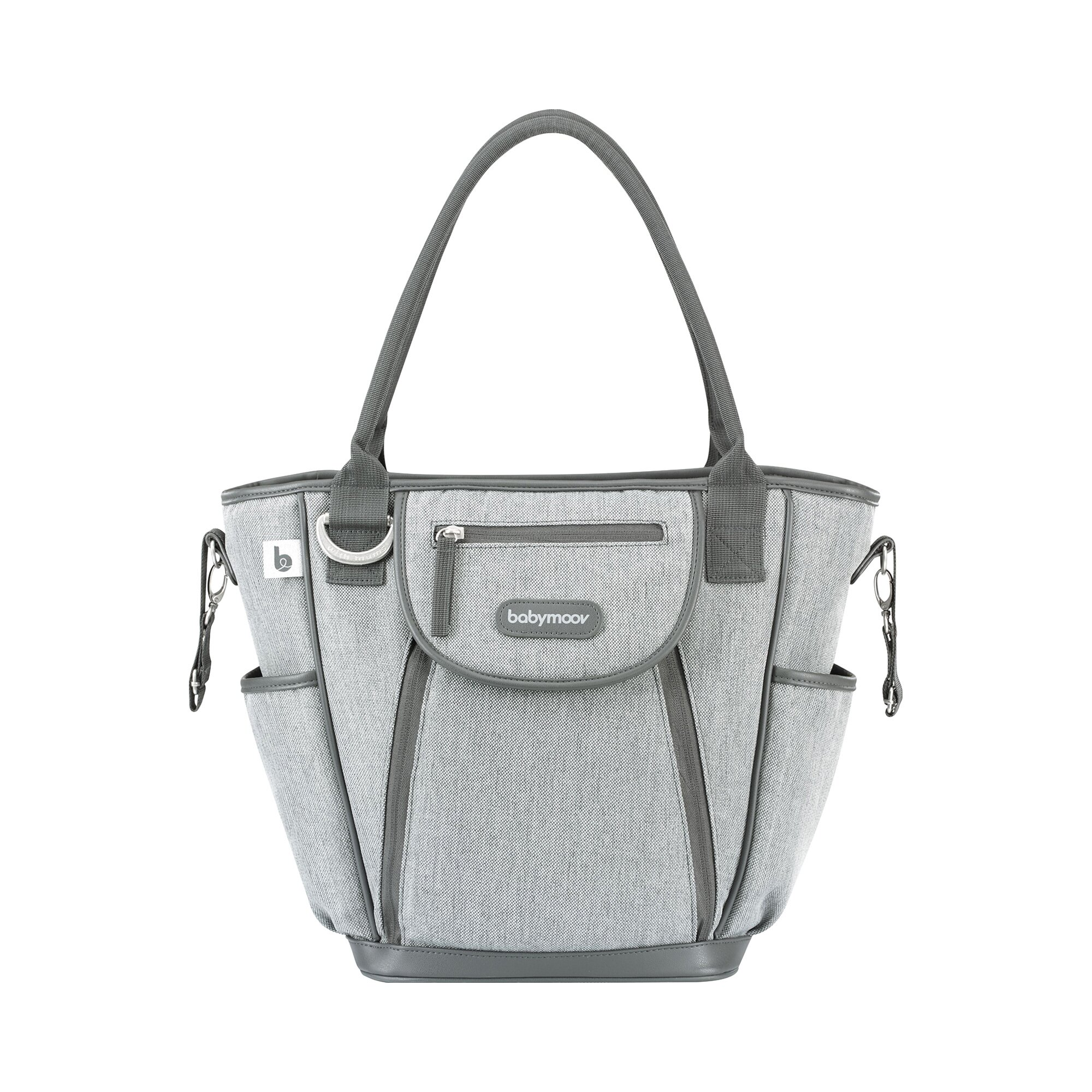 Babymoov Wickeltasche Daily Bag grau